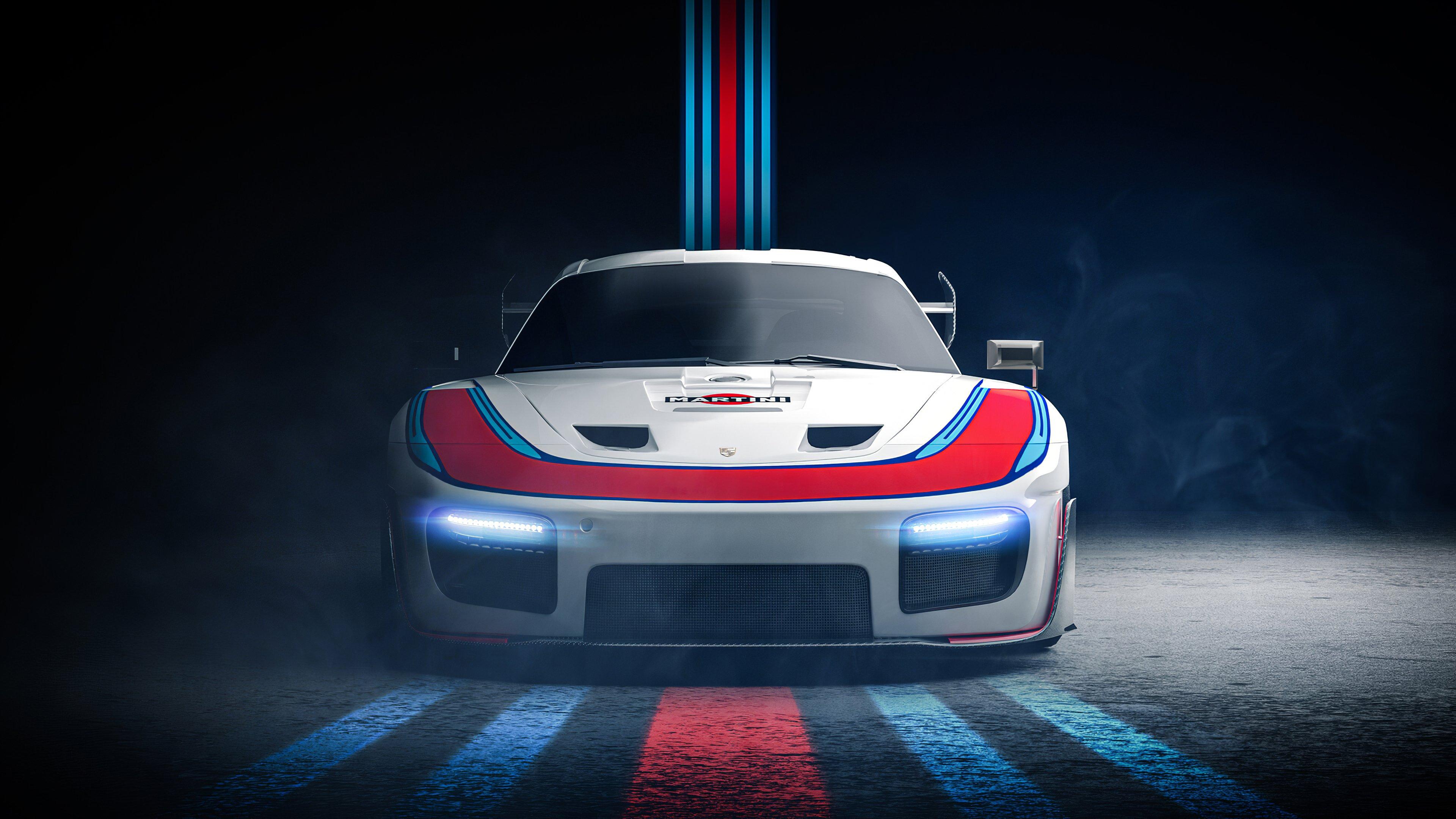 Fondos de pantalla Porsche Manhart TR