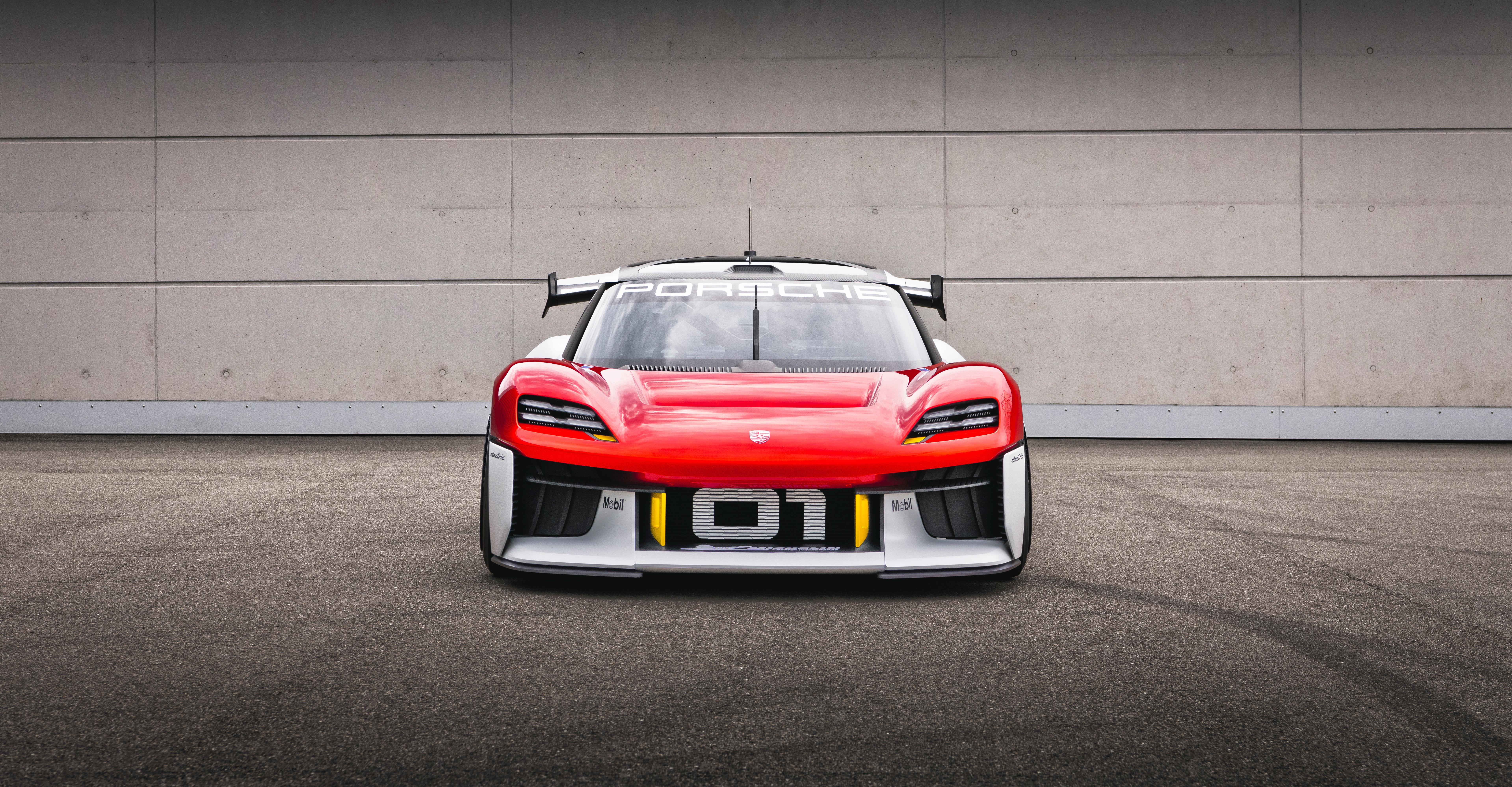 Fondos de pantalla Porsche Mission R