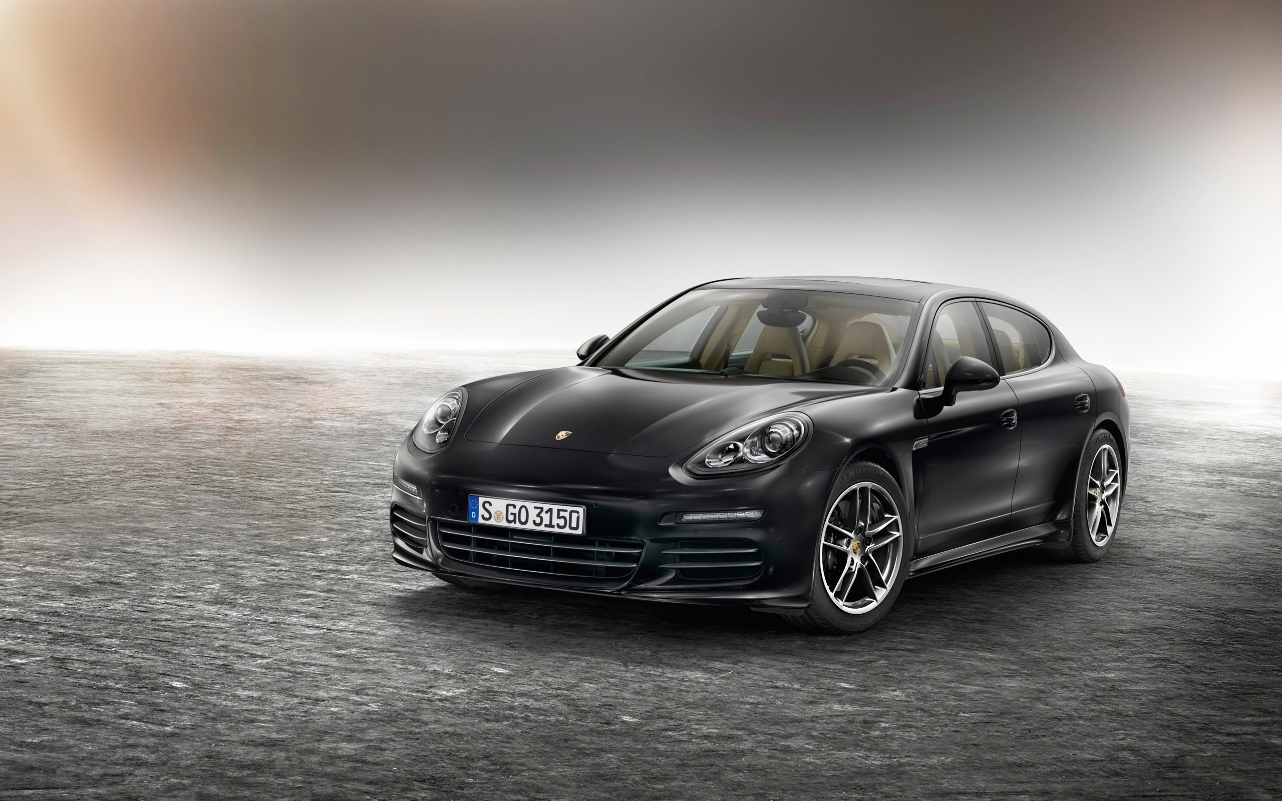 Wallpaper Porsche Panamera Edition