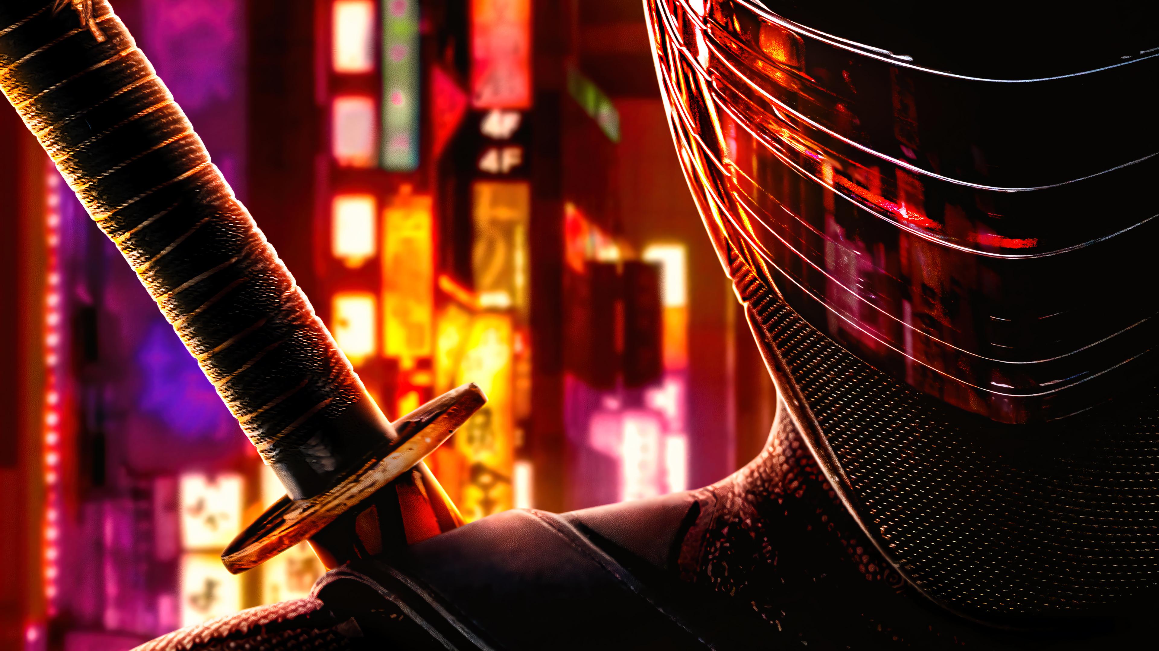 Wallpaper Snake Eyes Movie Poster