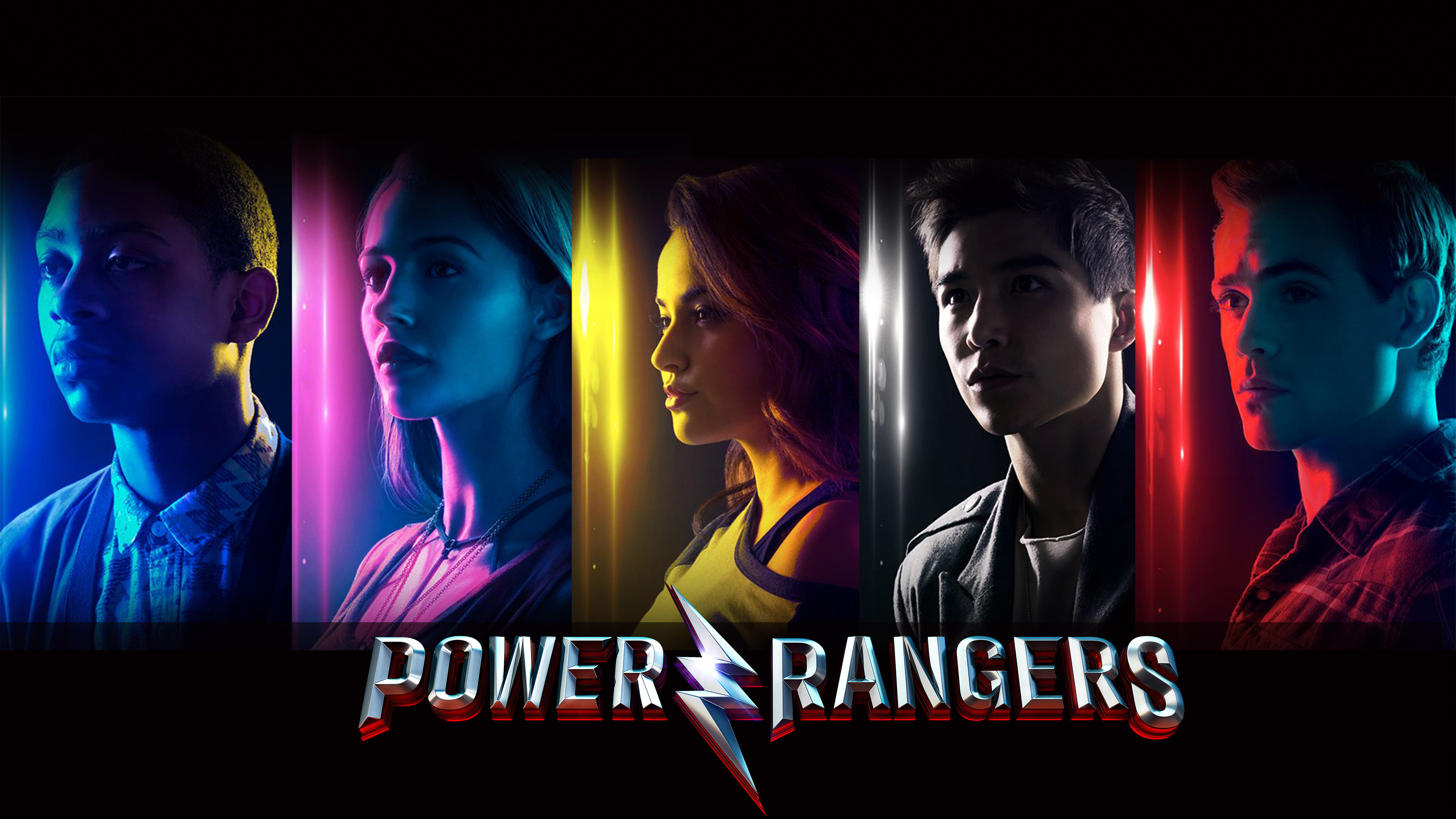 Wallpaper Poster of Power Rangers