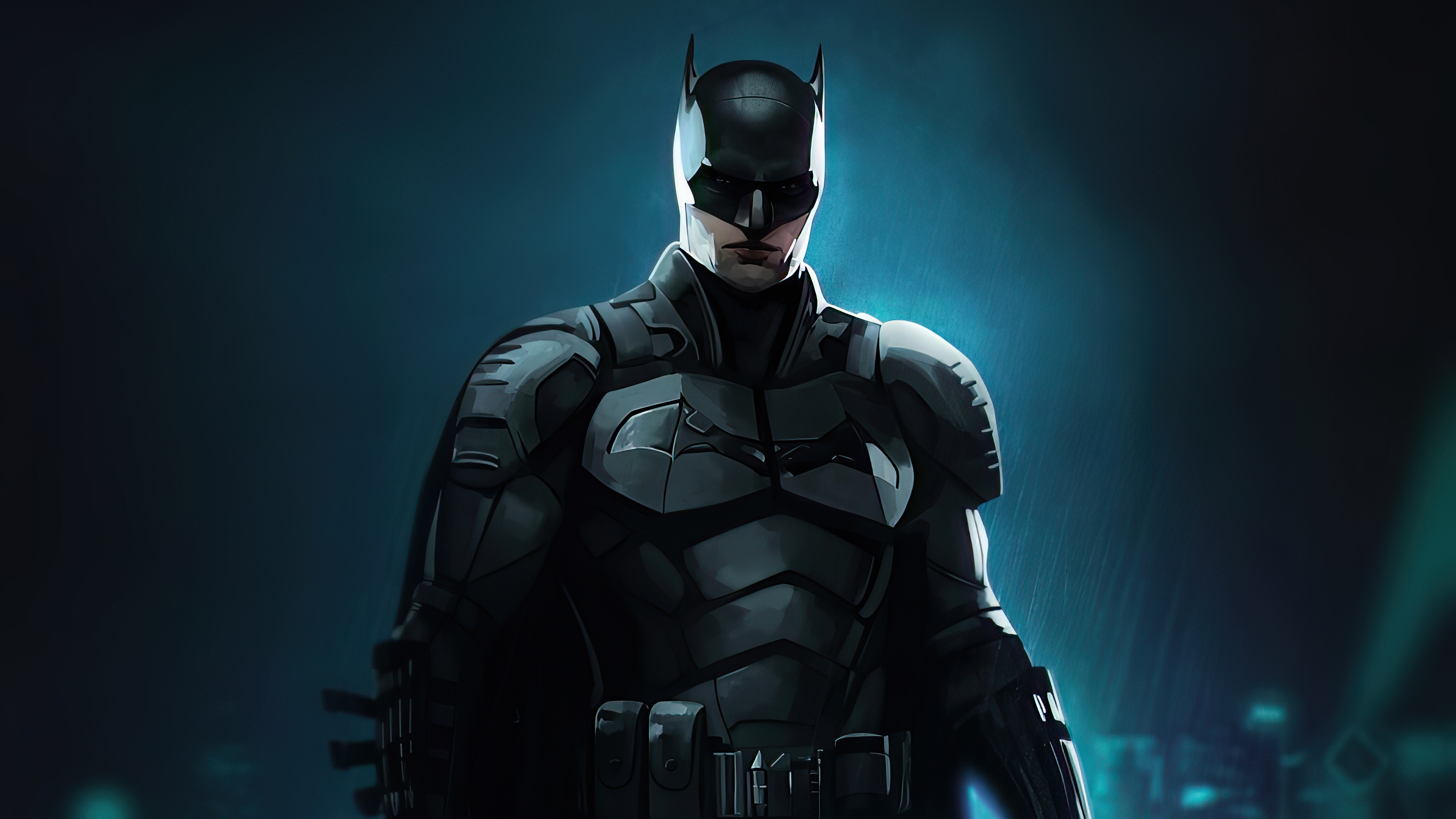 Fondos de pantalla Poster de The Batman 2021