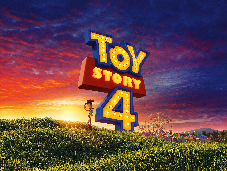 Fondos de pantalla Poster de Toy Story 4 Woody