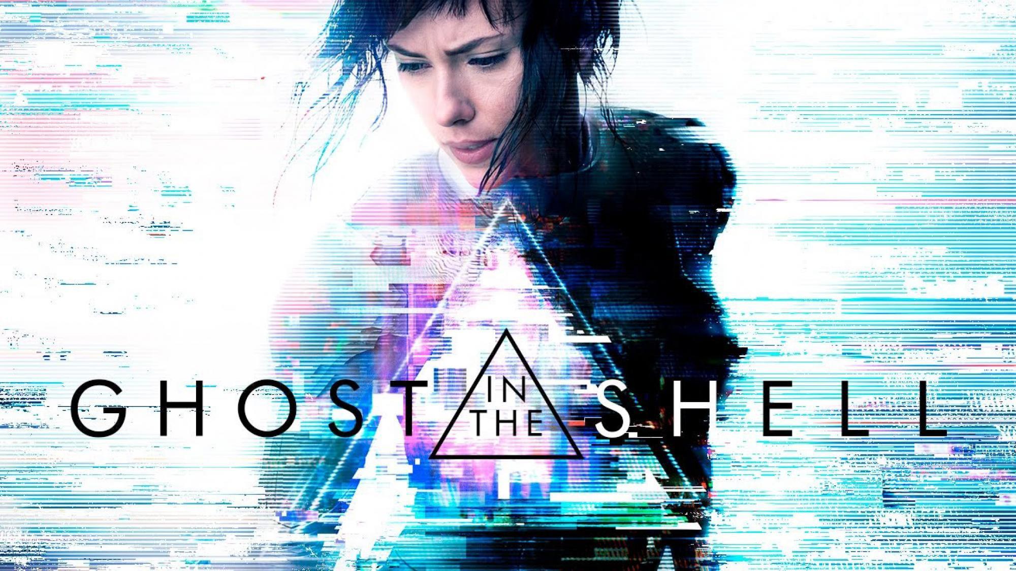 Wallpaper Poster Ghost in the Shell: vigilante del futuro