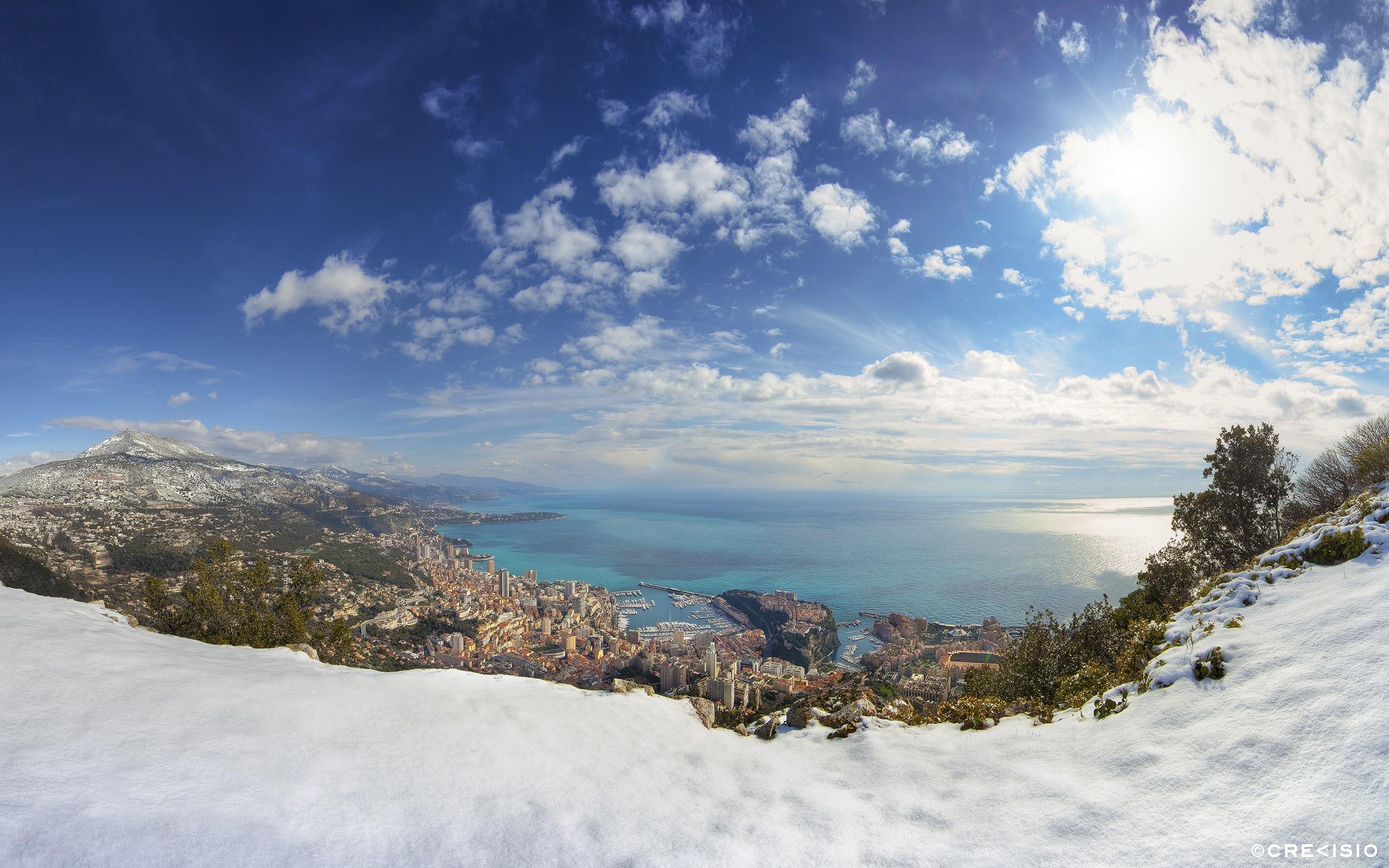 Wallpaper Principality of Monaco