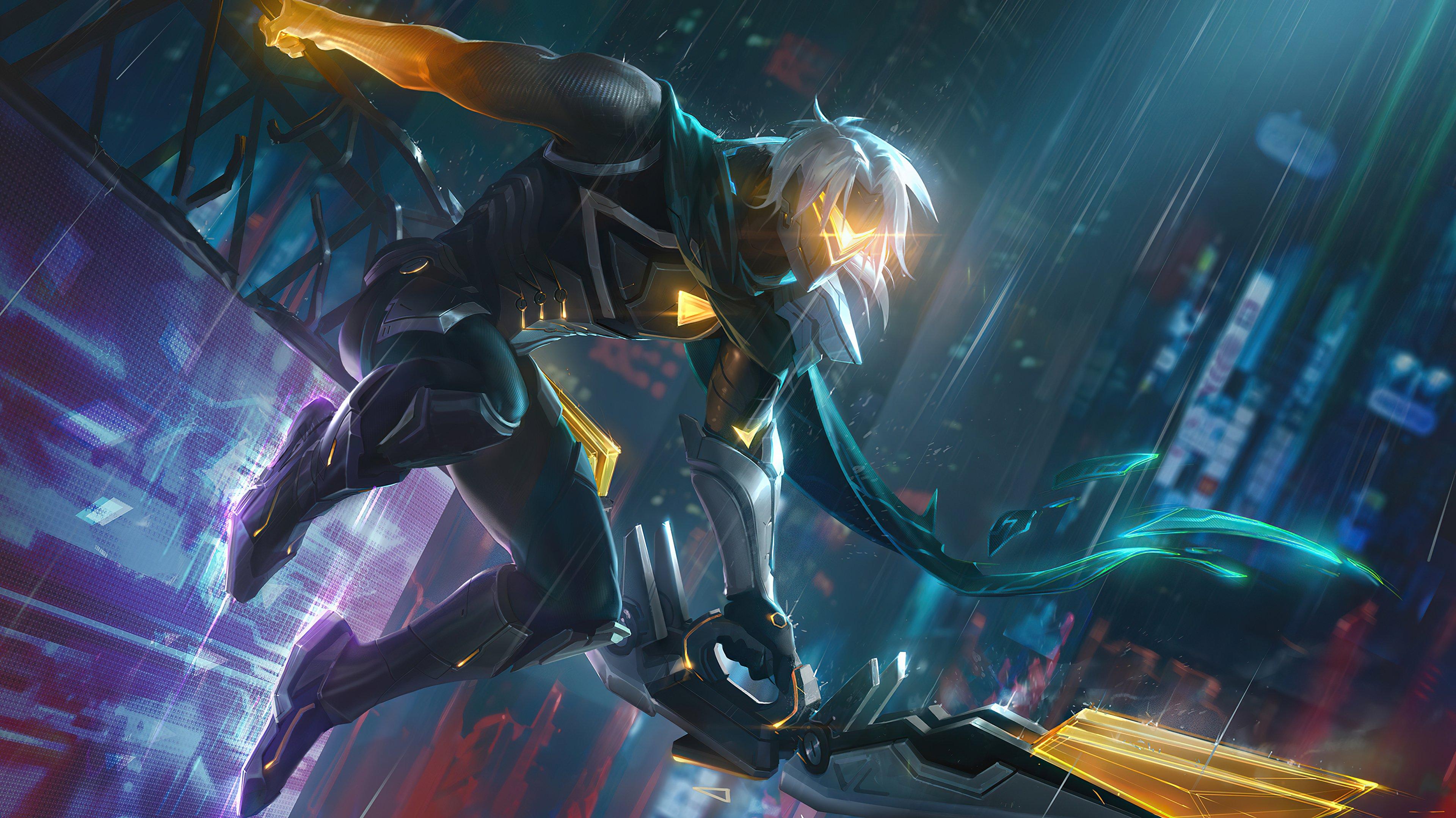 Fondos de pantalla Project Varus League of Legends