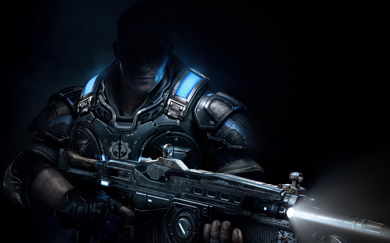 Fondos de pantalla Protagonista de Gears Of War 4