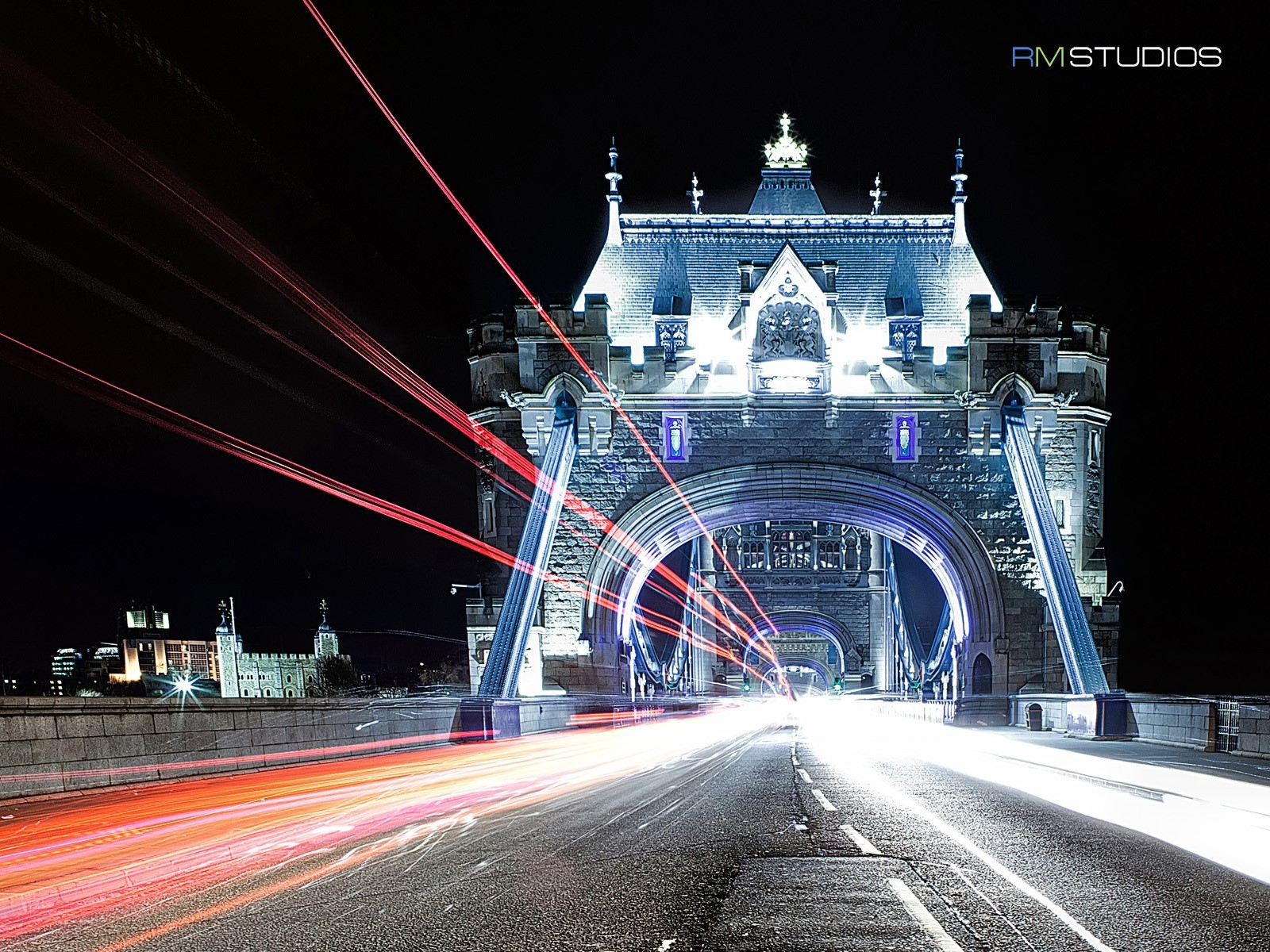 Fondo de pantalla de Puente de la torre Imágenes
