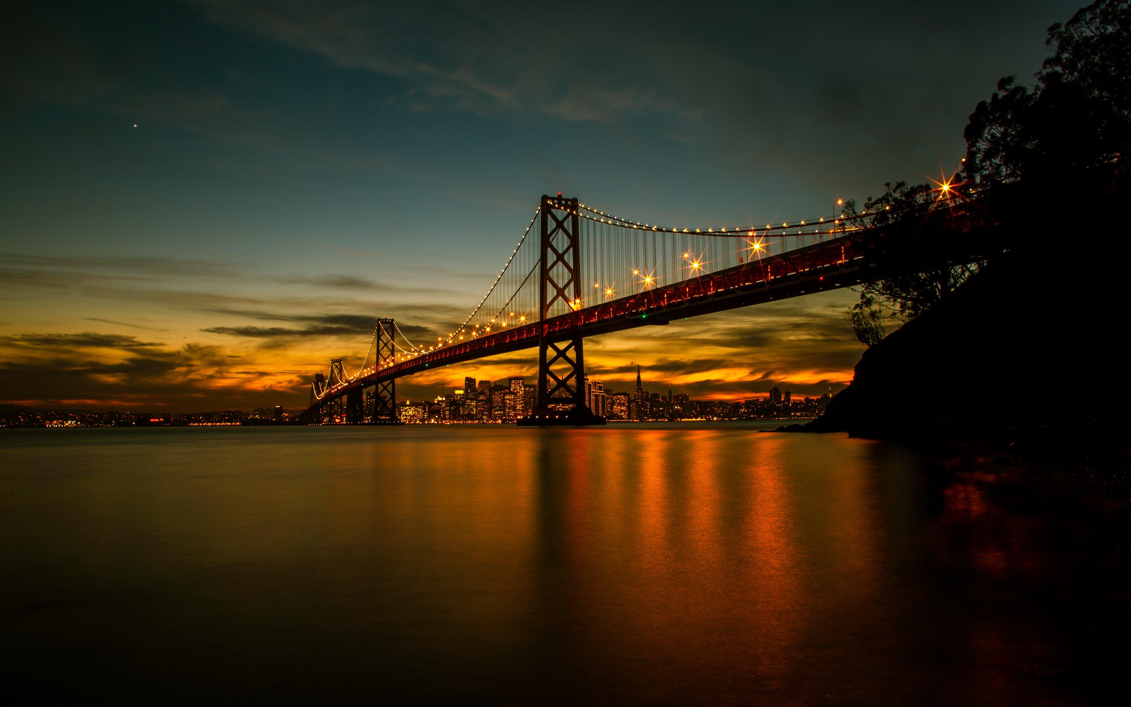 Fondos de pantalla Puente de San Francisco