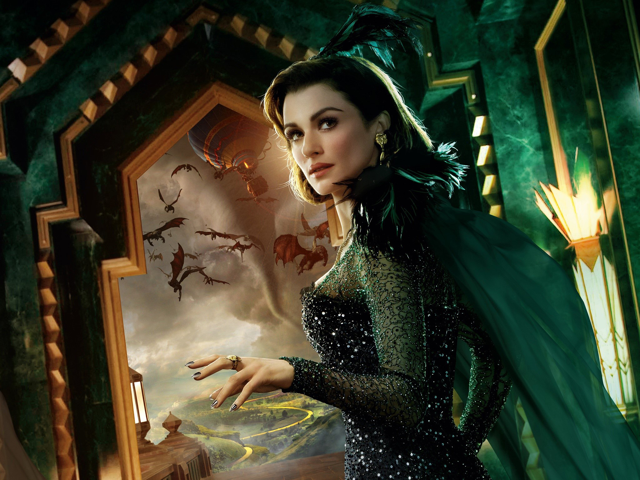 Fondos de pantalla Rachel Weisz en El gran y poderoso Oz