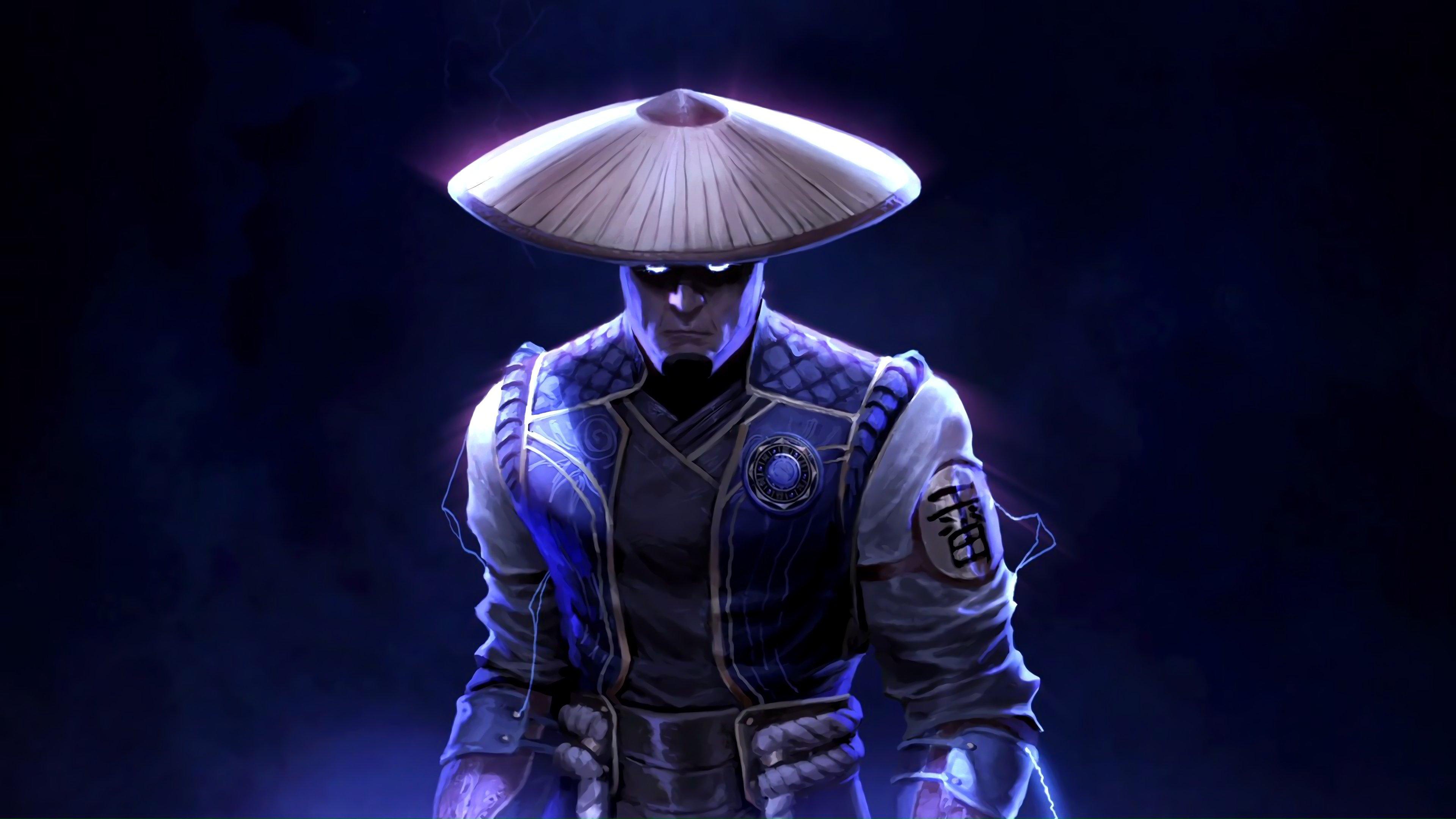 Fondos de pantalla Raiden de Mortal Kombat