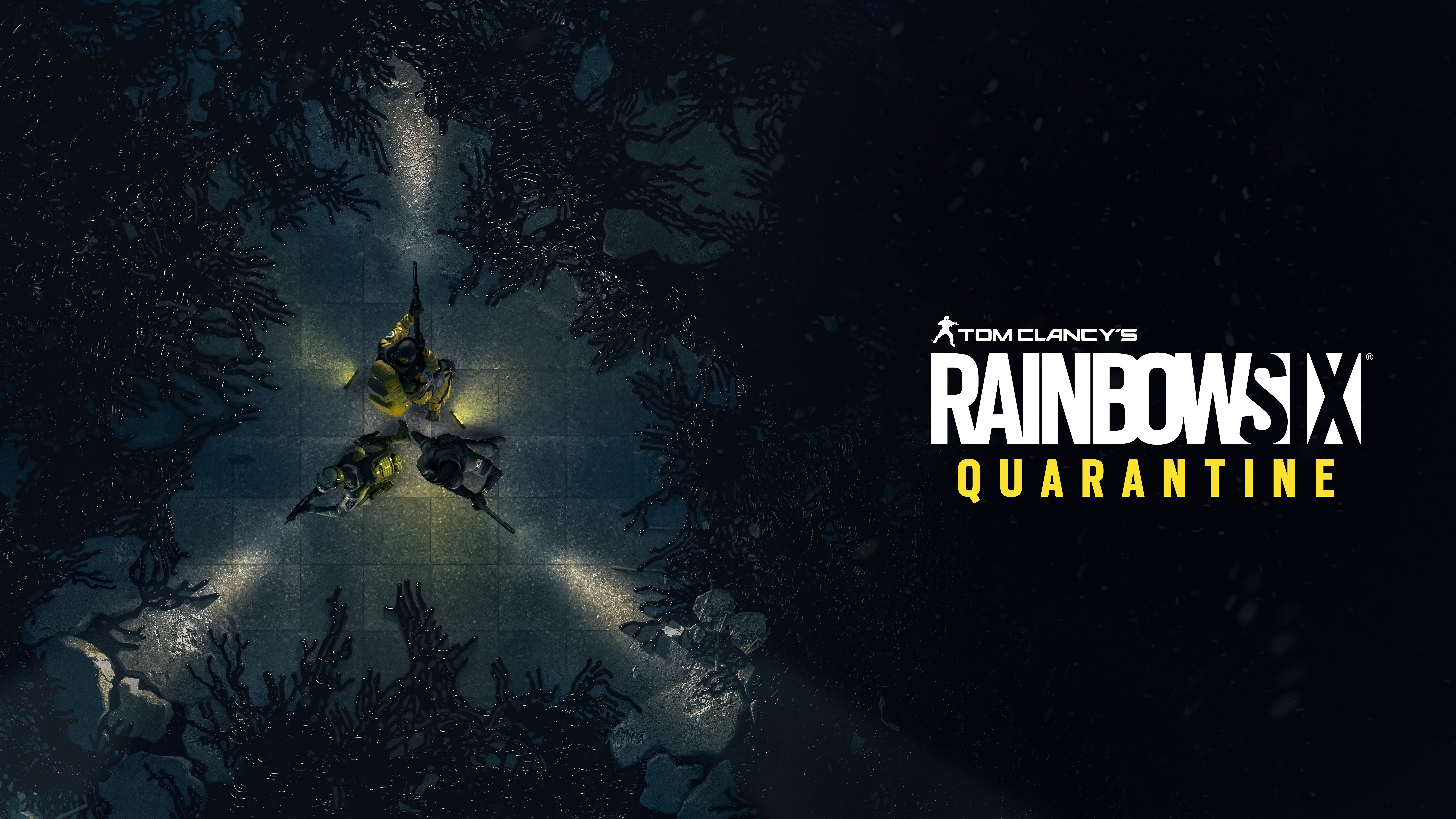 Fondos de pantalla Rainbow Six Quarantine