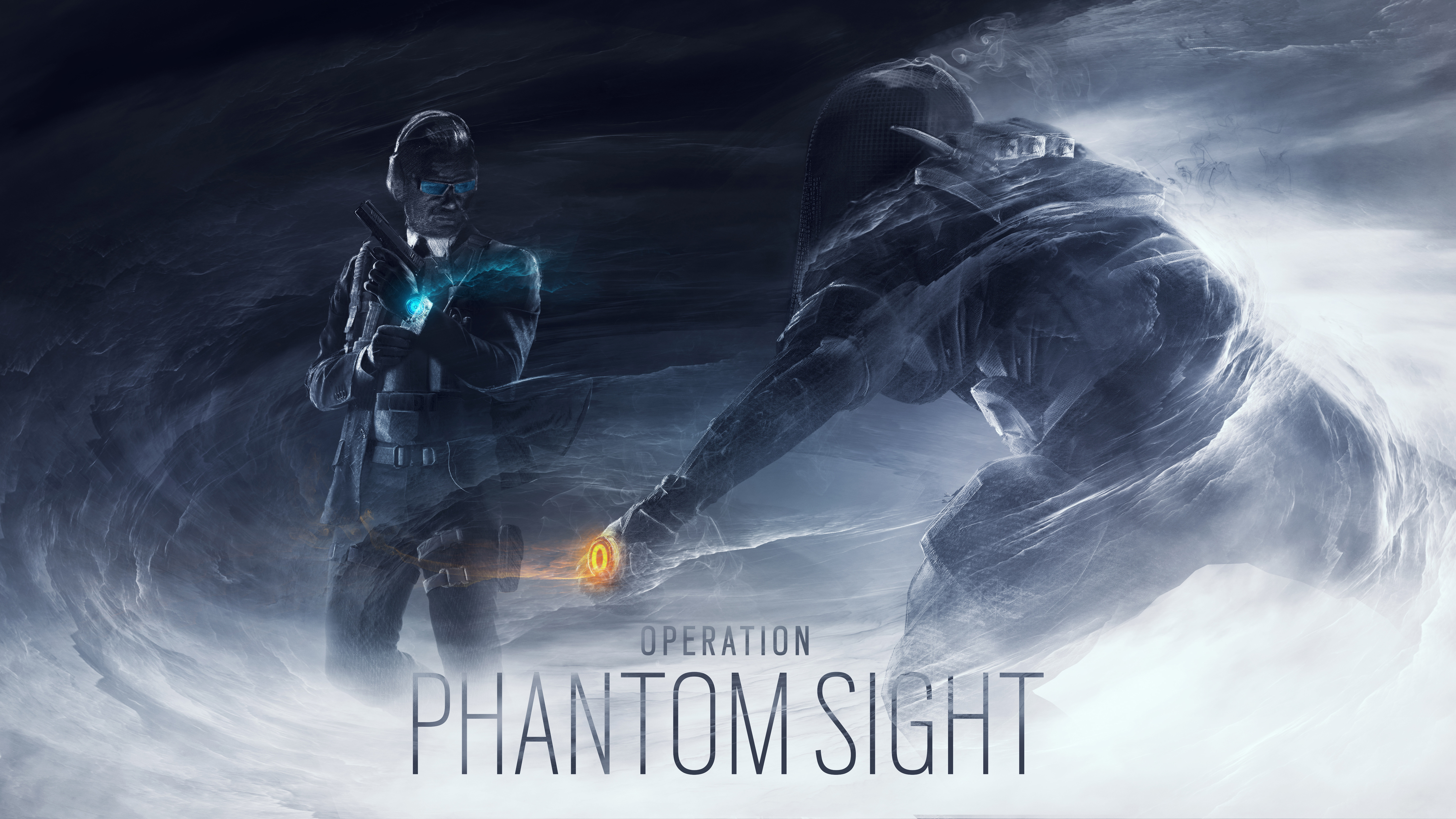 Fondos de pantalla Rainbow Six Siege Nokk and Warden Operation Phantom Sight