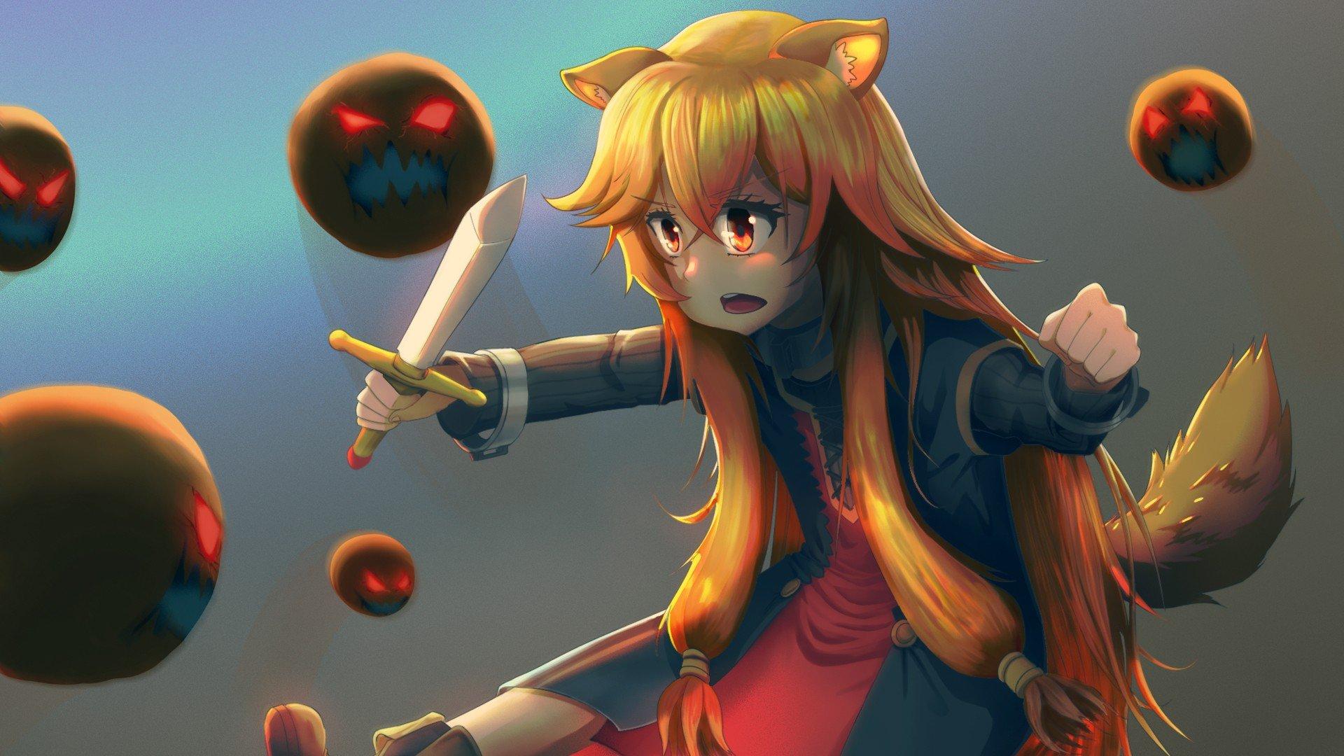 Fondos de pantalla Anime Raphtalia de El ascenso del Heroe del Escudo