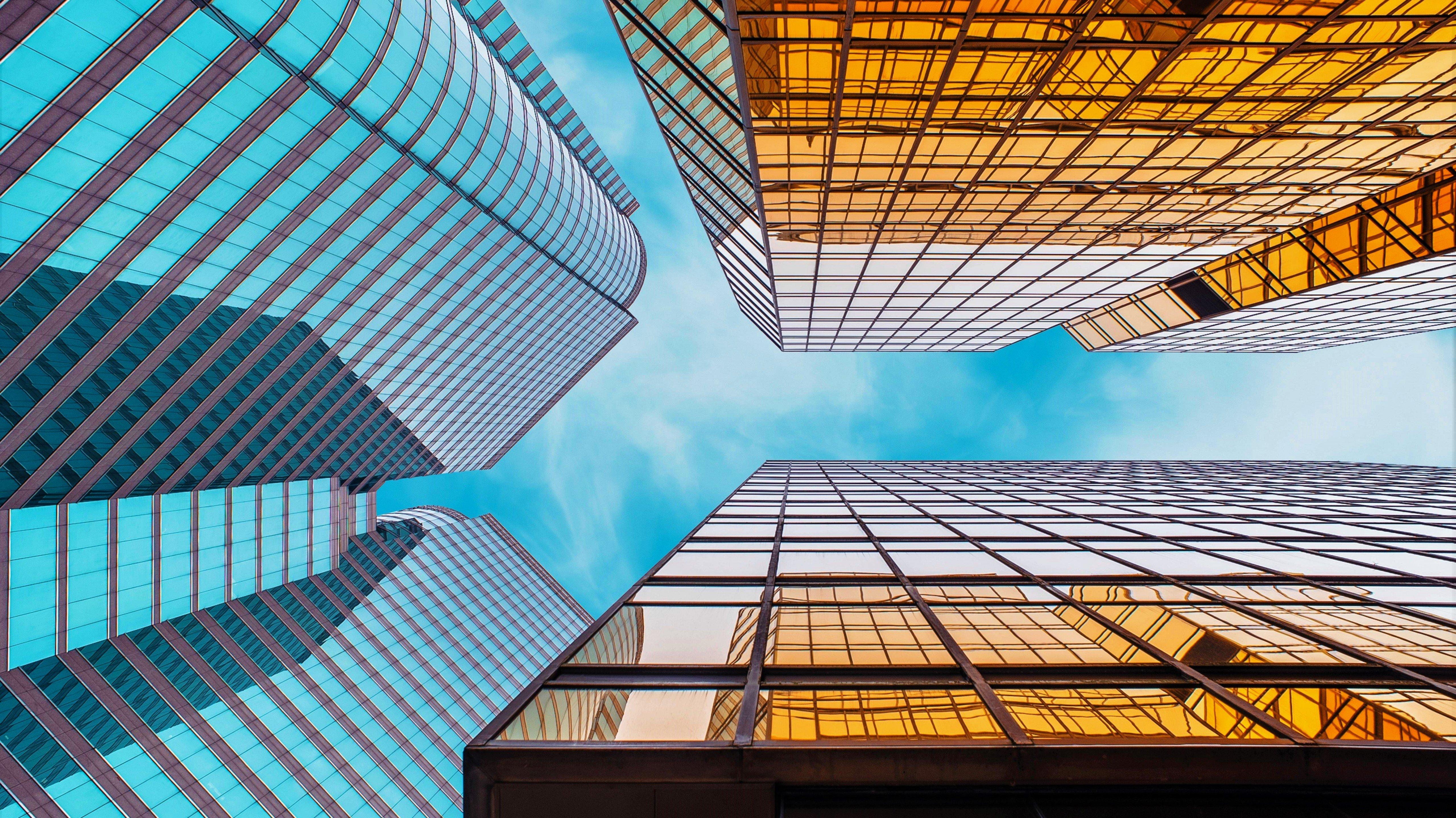 Fondos de pantalla Rascacielos