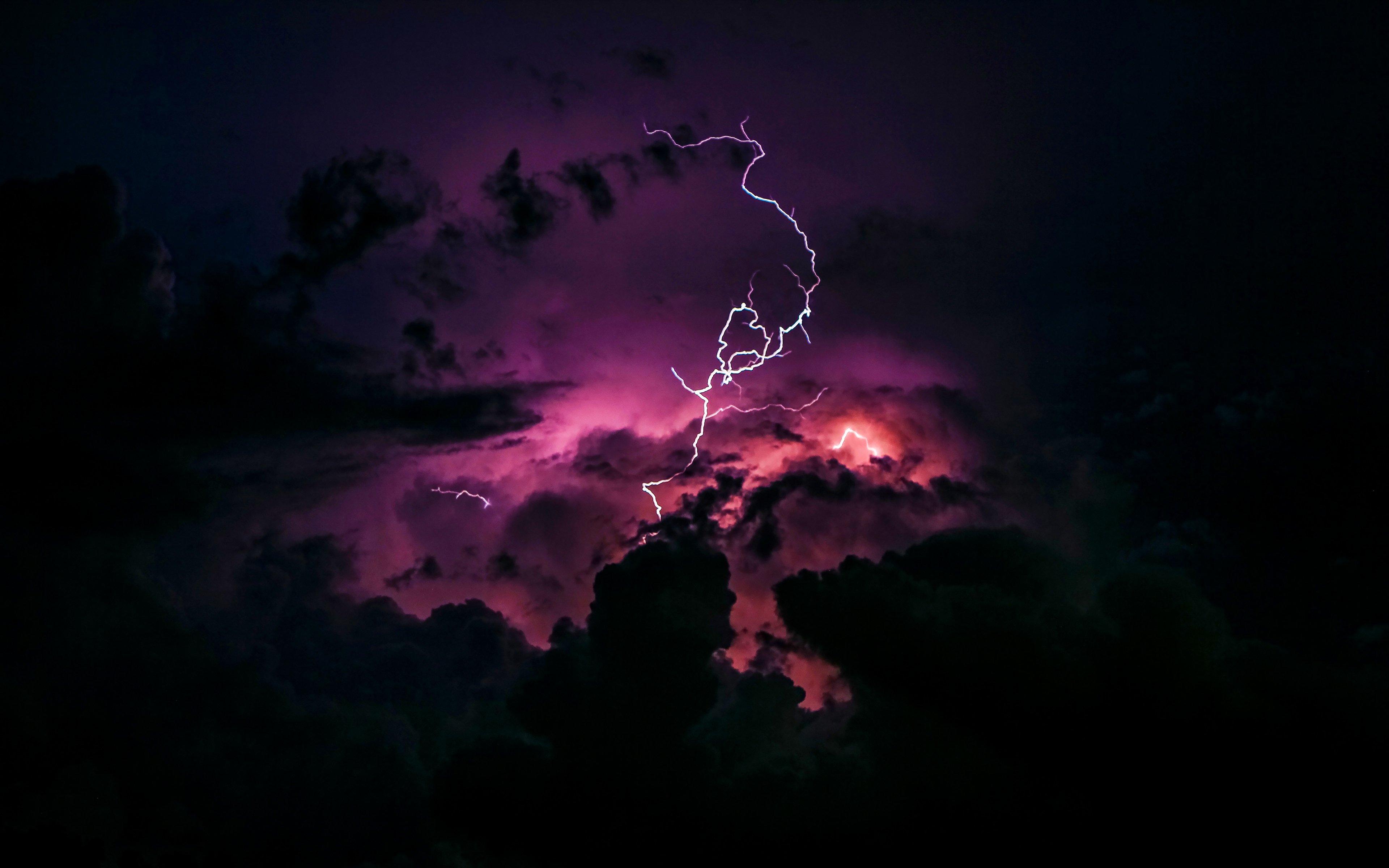 Thunderstorm Wallpaper 4k Ultra Hd Id 4051