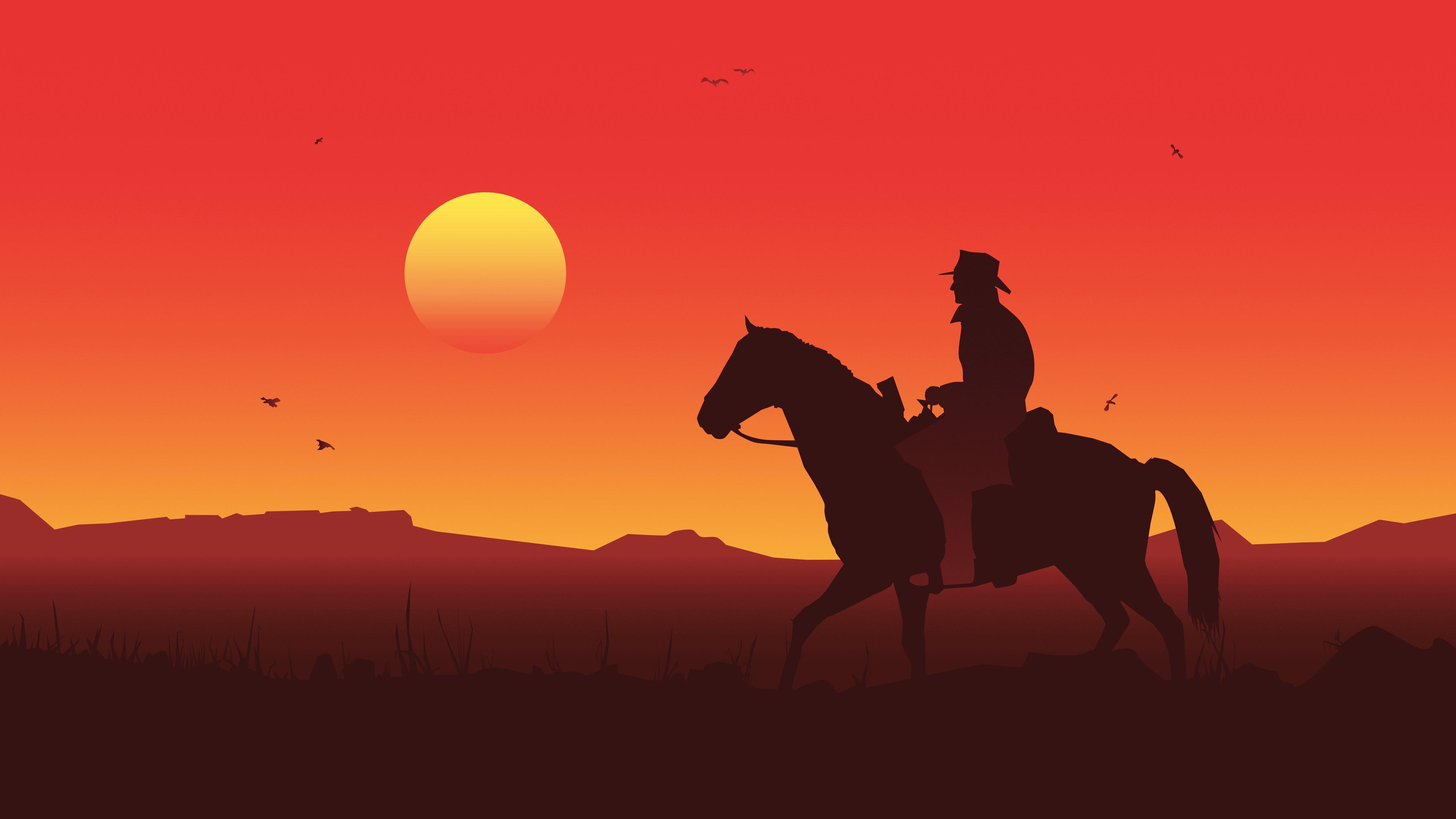 Fondos de pantalla Red Dead Redemption 2