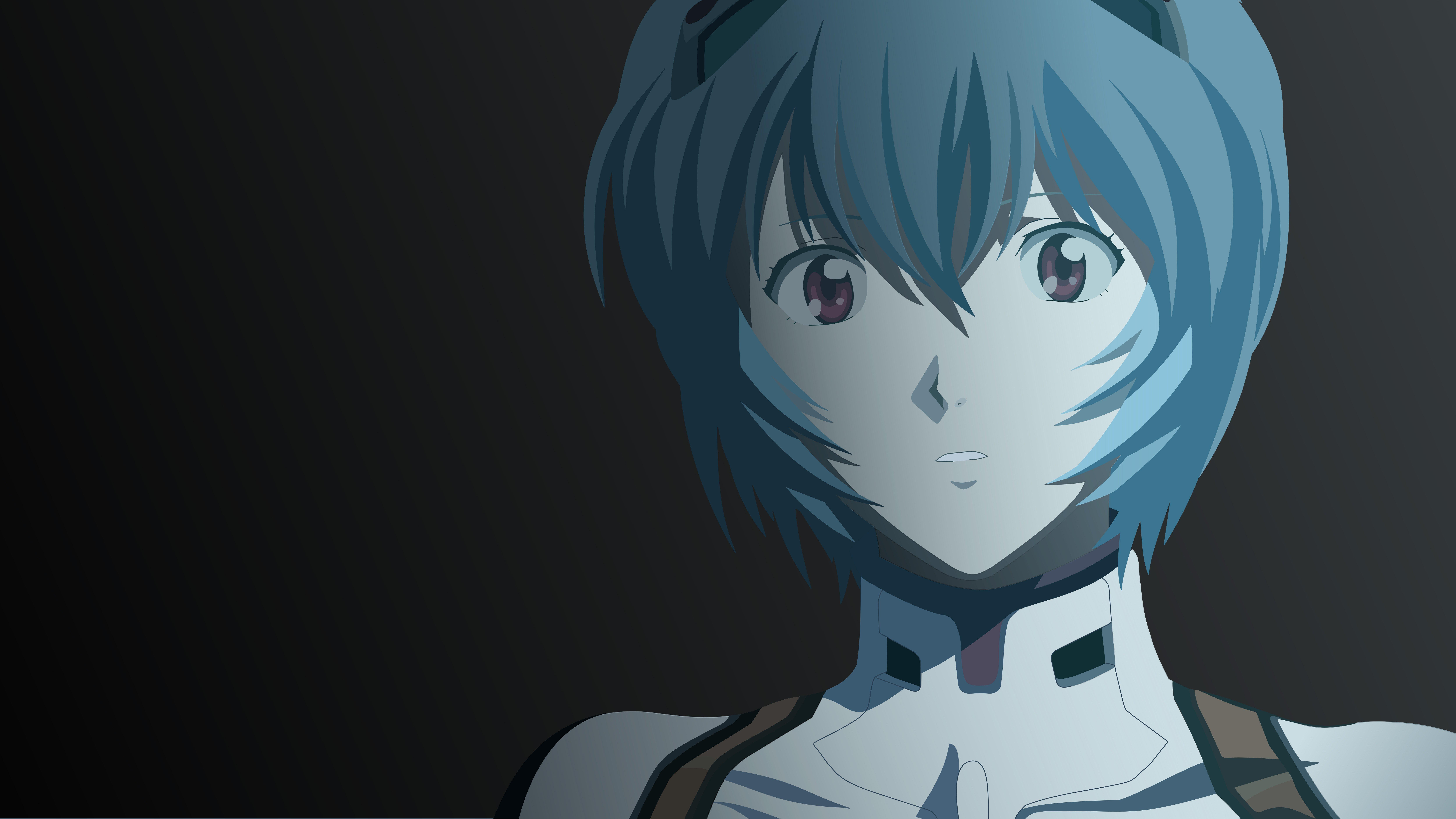 Fondos de pantalla Anime Rei Ayanami de Neon Genesis Evangelion
