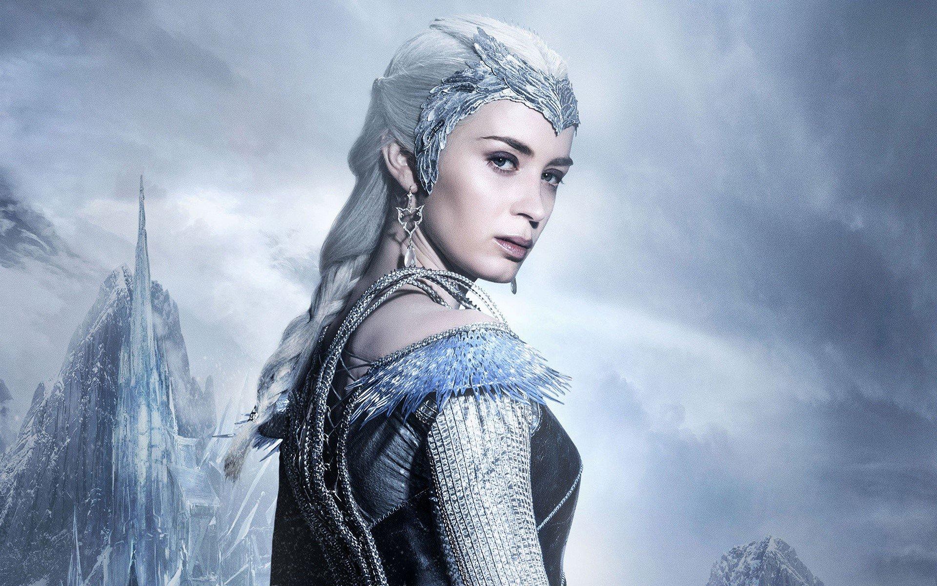 Wallpaper Ice queen