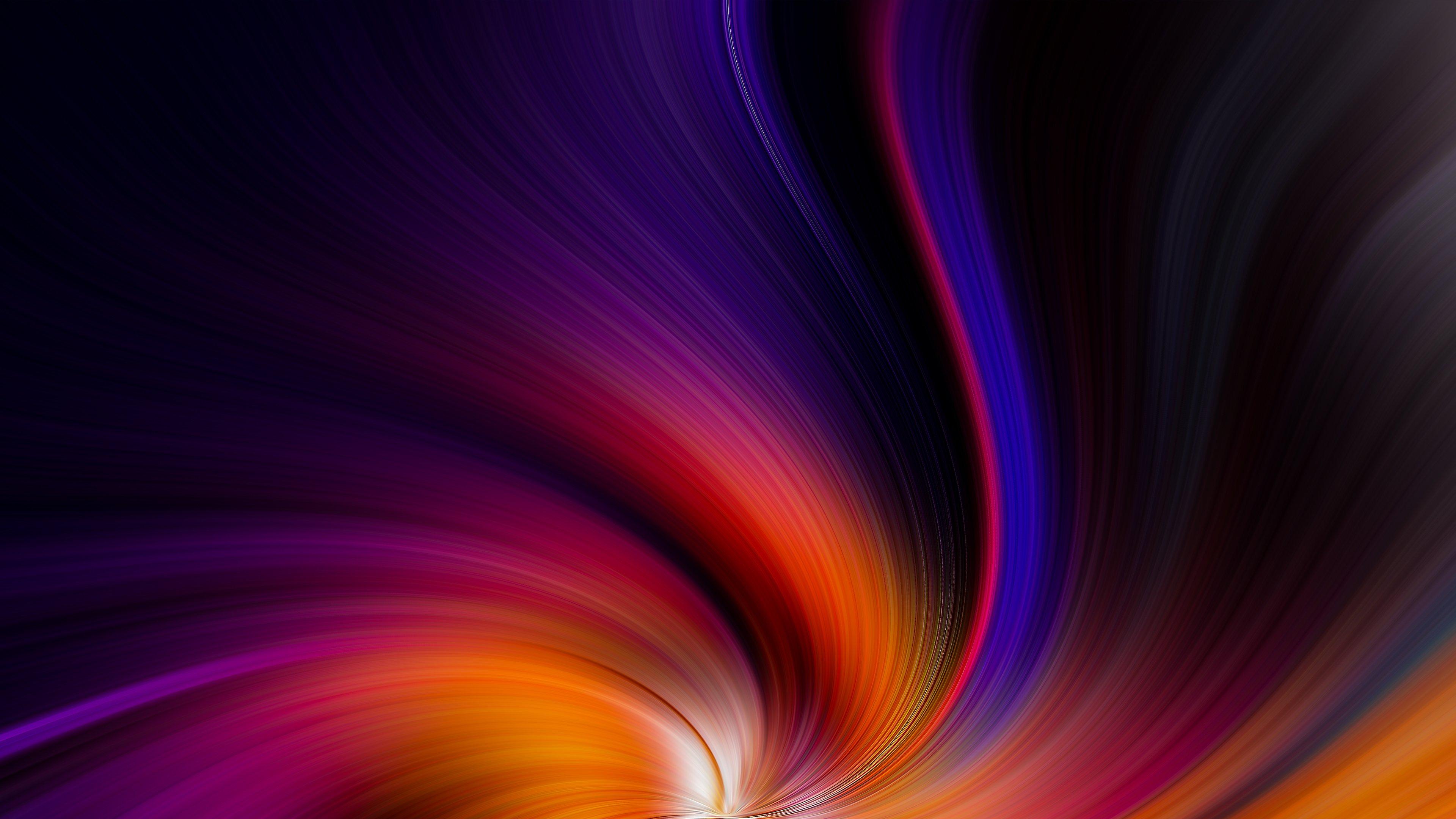 Fondos de pantalla Remolino de color