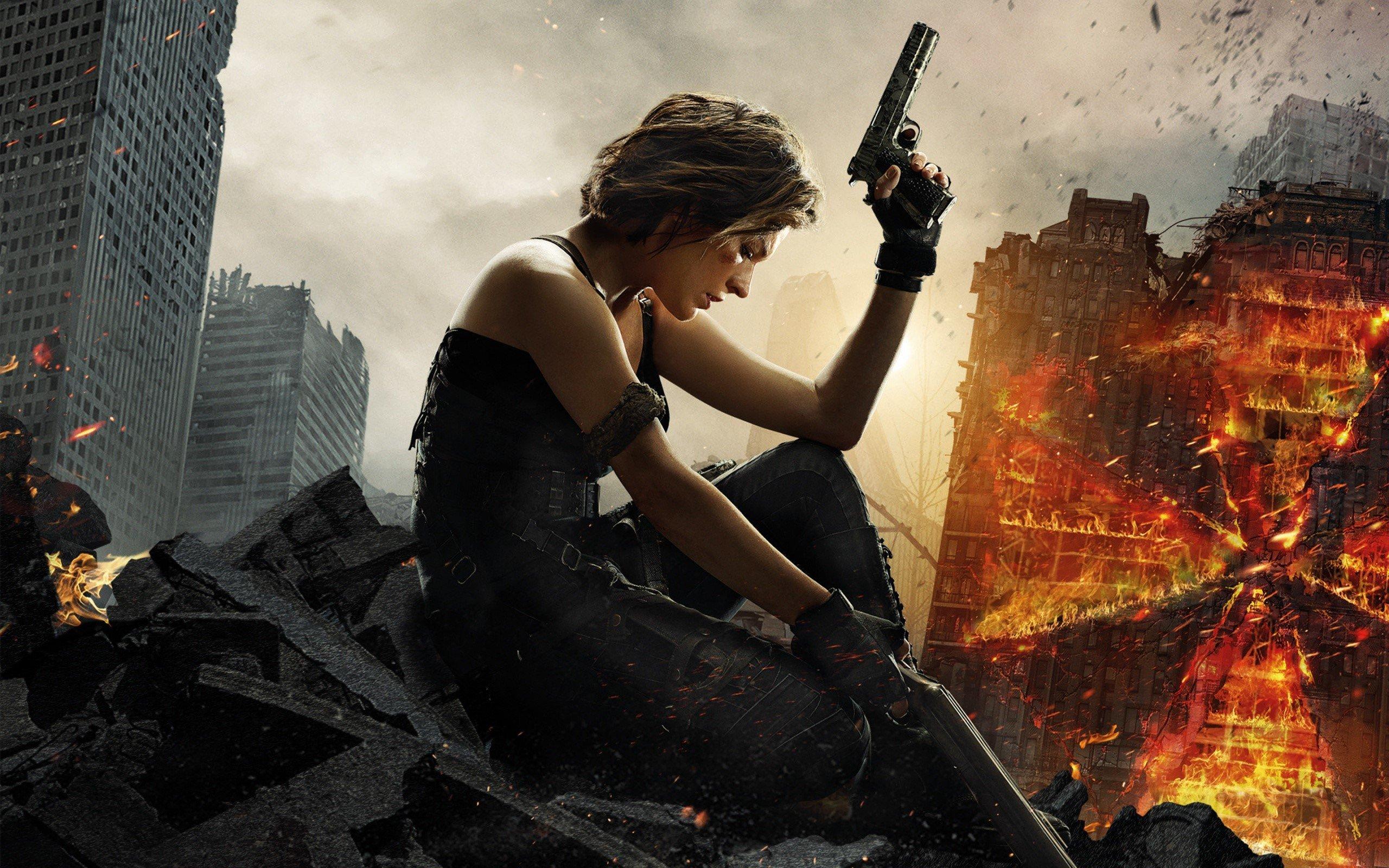Fondo de pantalla de Resident Evil 6 El Capítulo final Imágenes