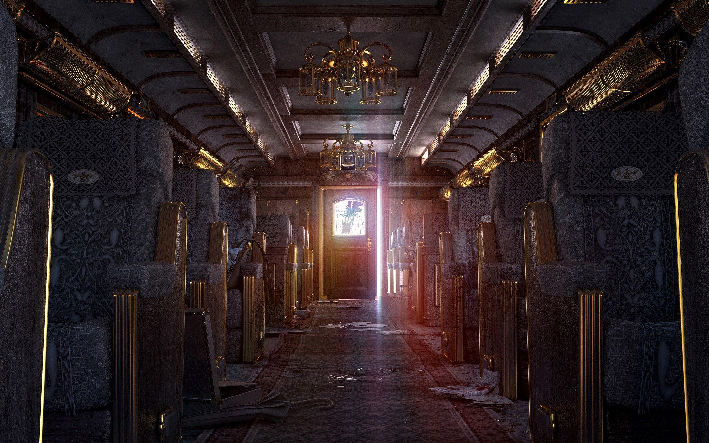 Fondos de pantalla Resident Evil Zero HD
