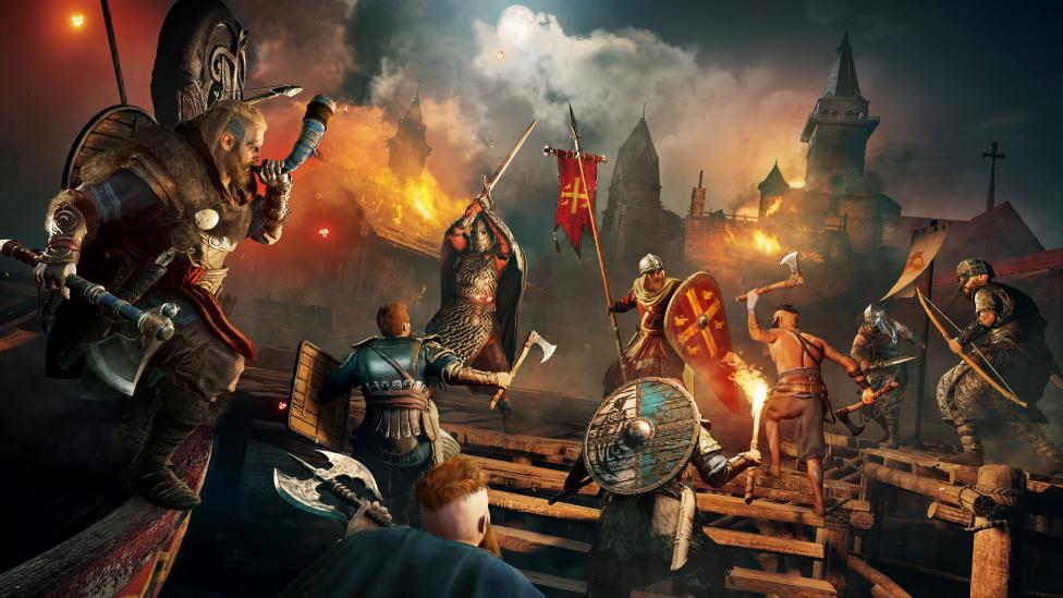Assassins Creed Valhalla Eivor Character Wallpaper 4k Ultra Hd Id 5390