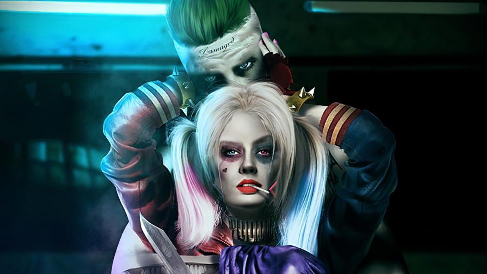 Harley Quinn, Jungs!