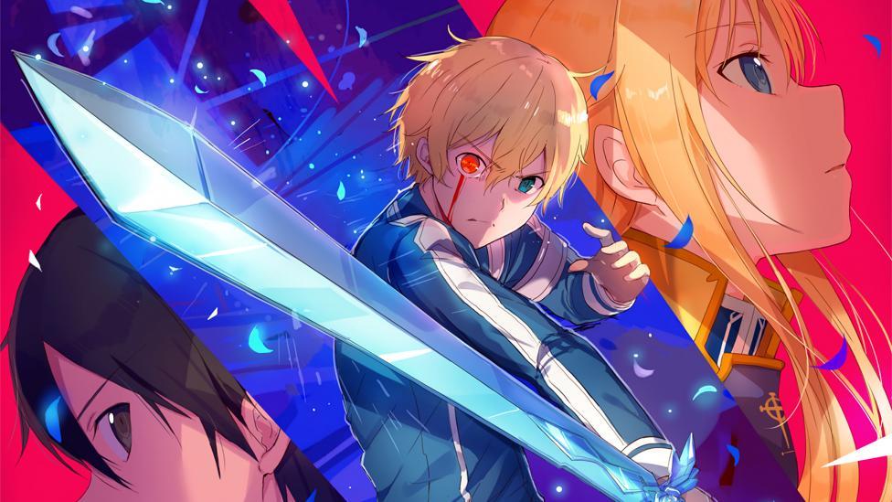 eugeo sao de alicization anime fondo de pantalla ultra hd id