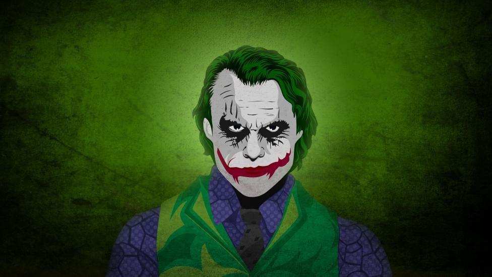 Heath Ledger as The Joker Wallpaper 4k Ultra HD ID:6175