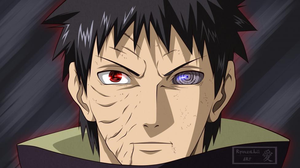 Obito Uchiha Anime Fondo de pantalla ID:3627