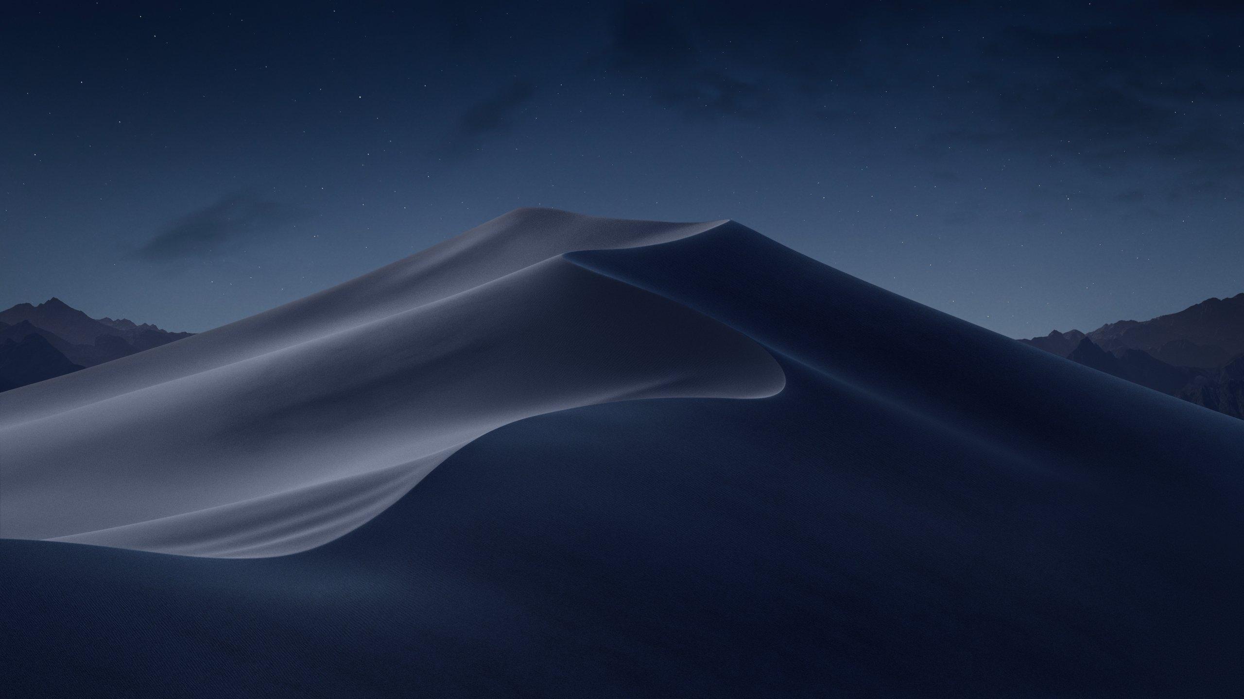 Macos Mojave Night Mode Wallpaper 5k Ultra Hd Id3298