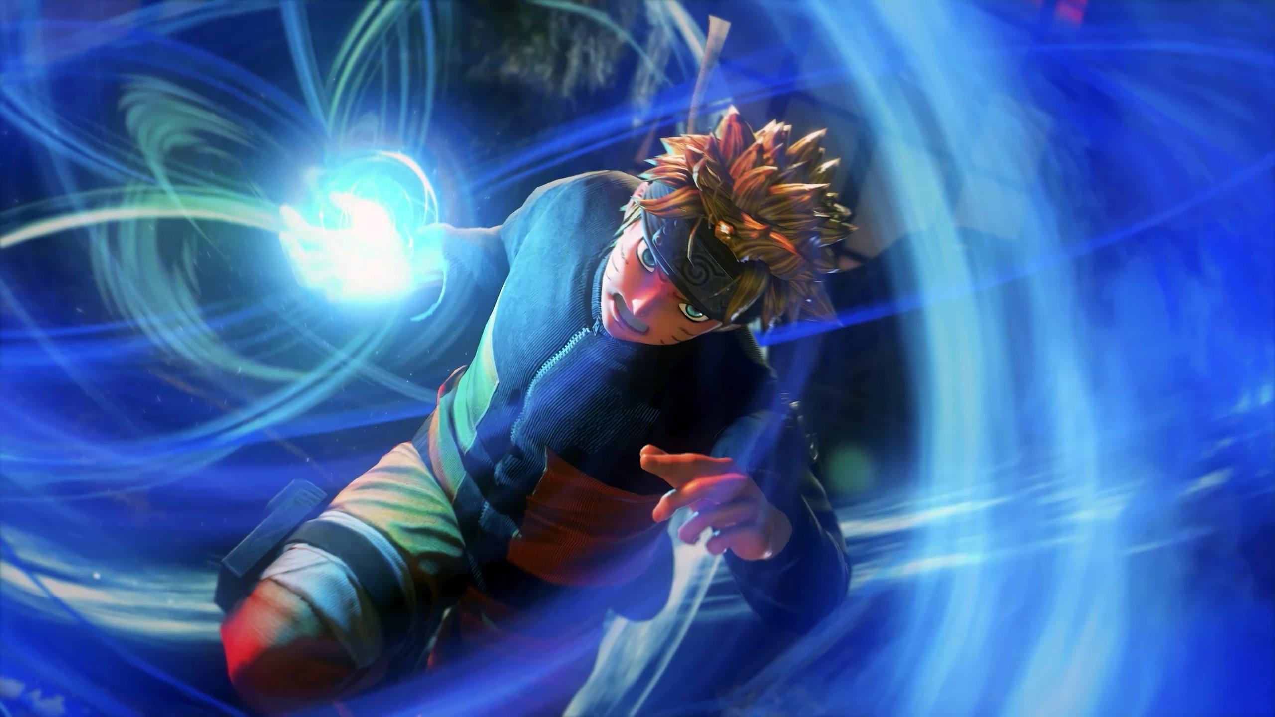 Naruto in Jump Force Wallpaper 4k Ultra HD ID:3711
