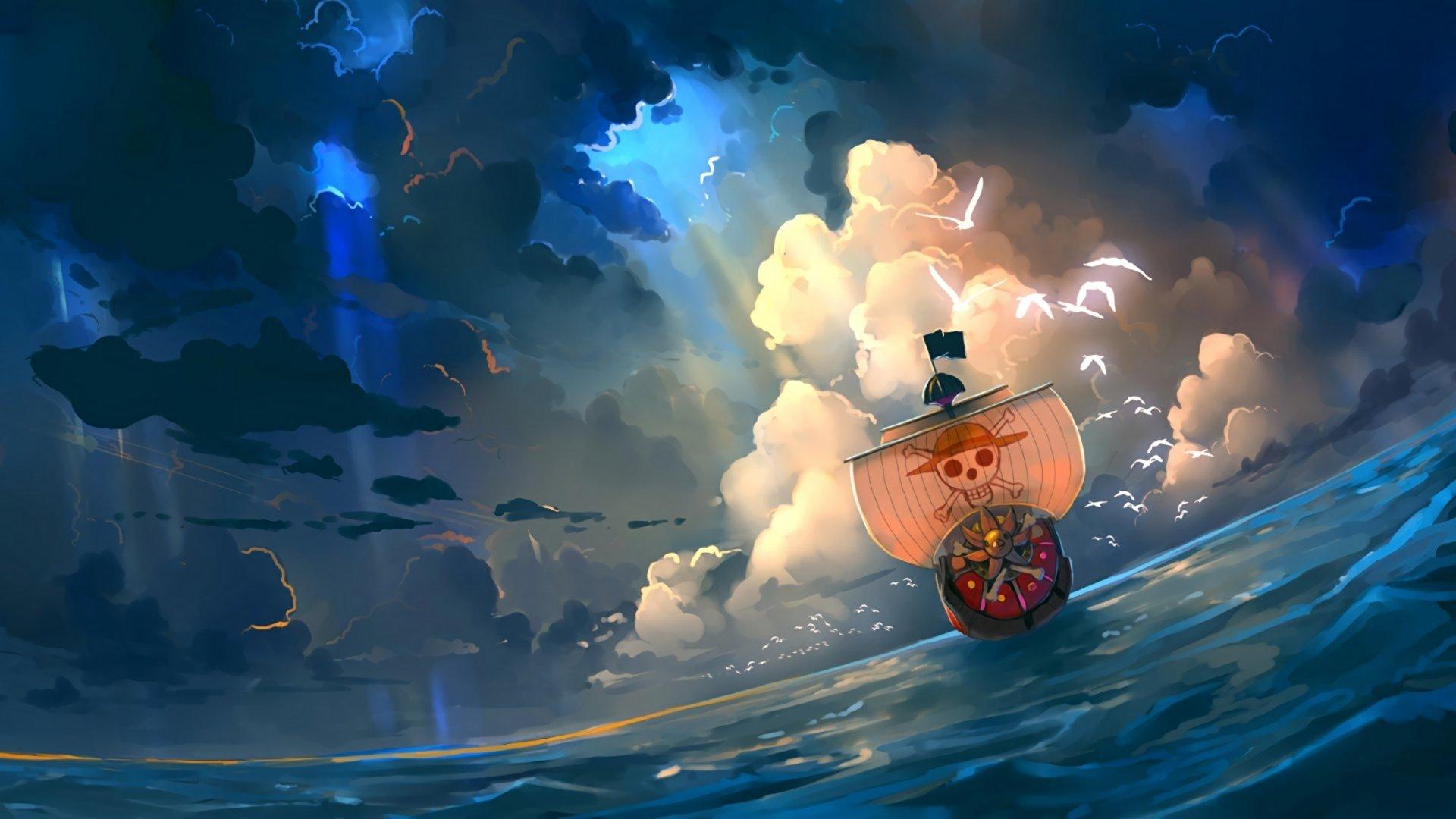 One Piece Artwork Anime Wallpaper 4k Ultra Hd Id4011