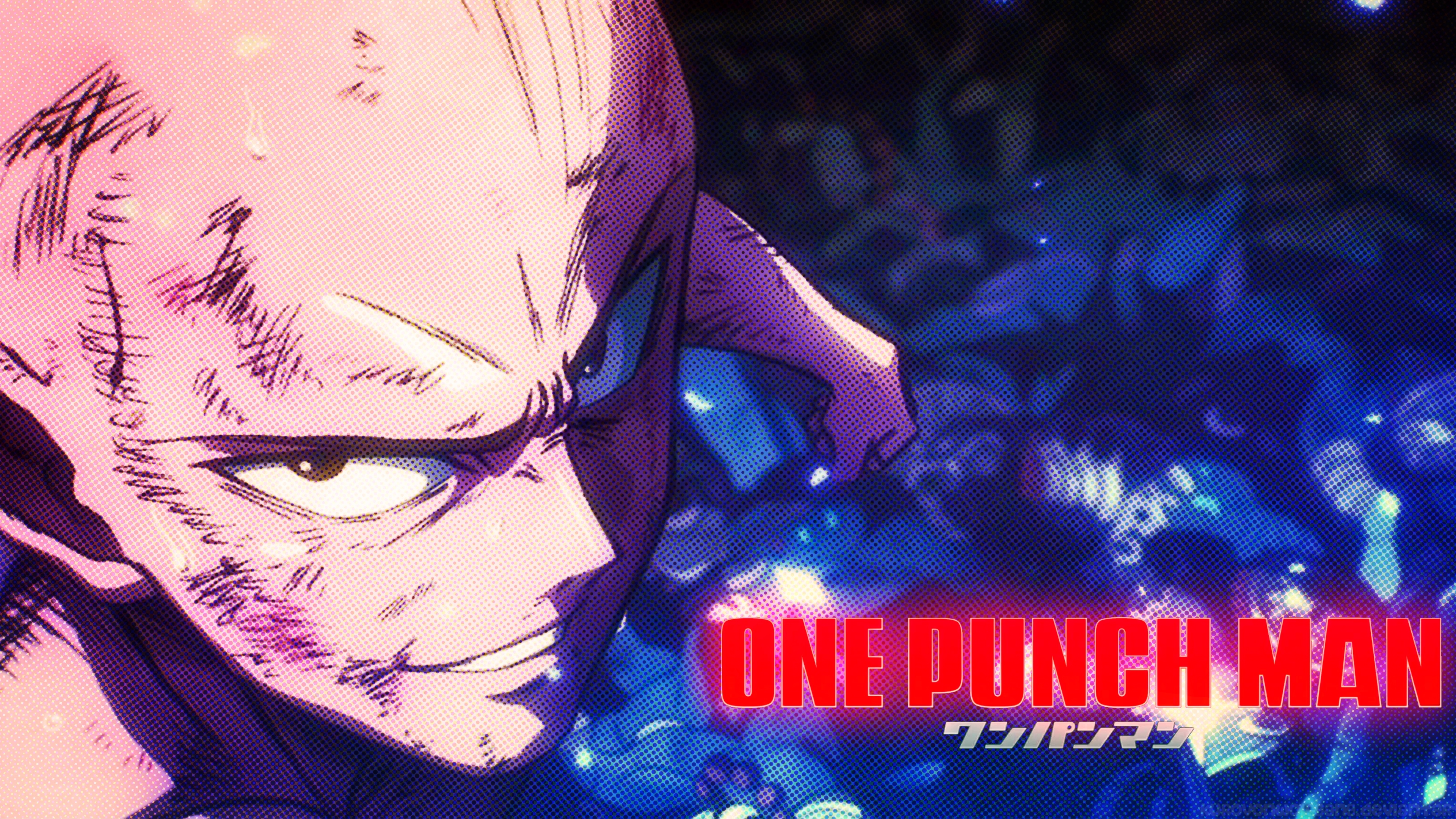 Saitama One Punch Man Anime Wallpaper Id 3215