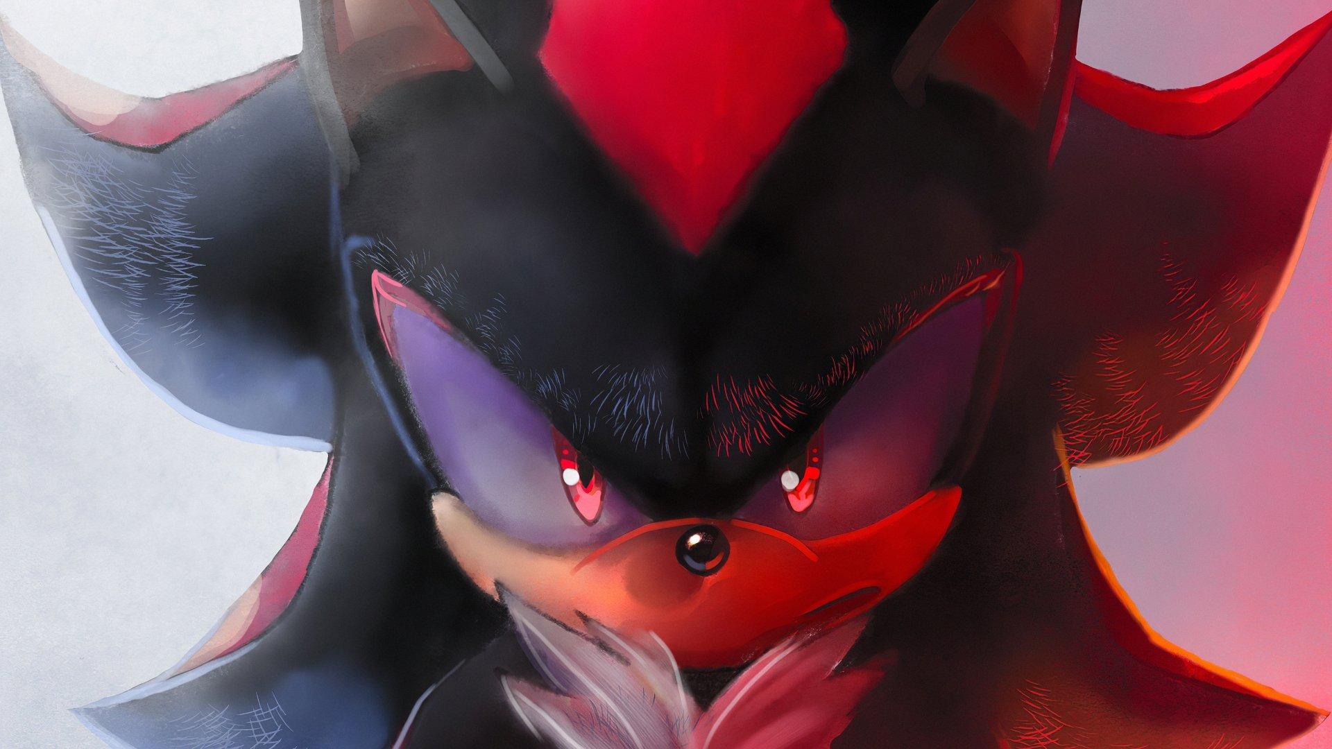 Shadow the Hedgehog Fondo de pantalla 4k Ultra HD ID:4482