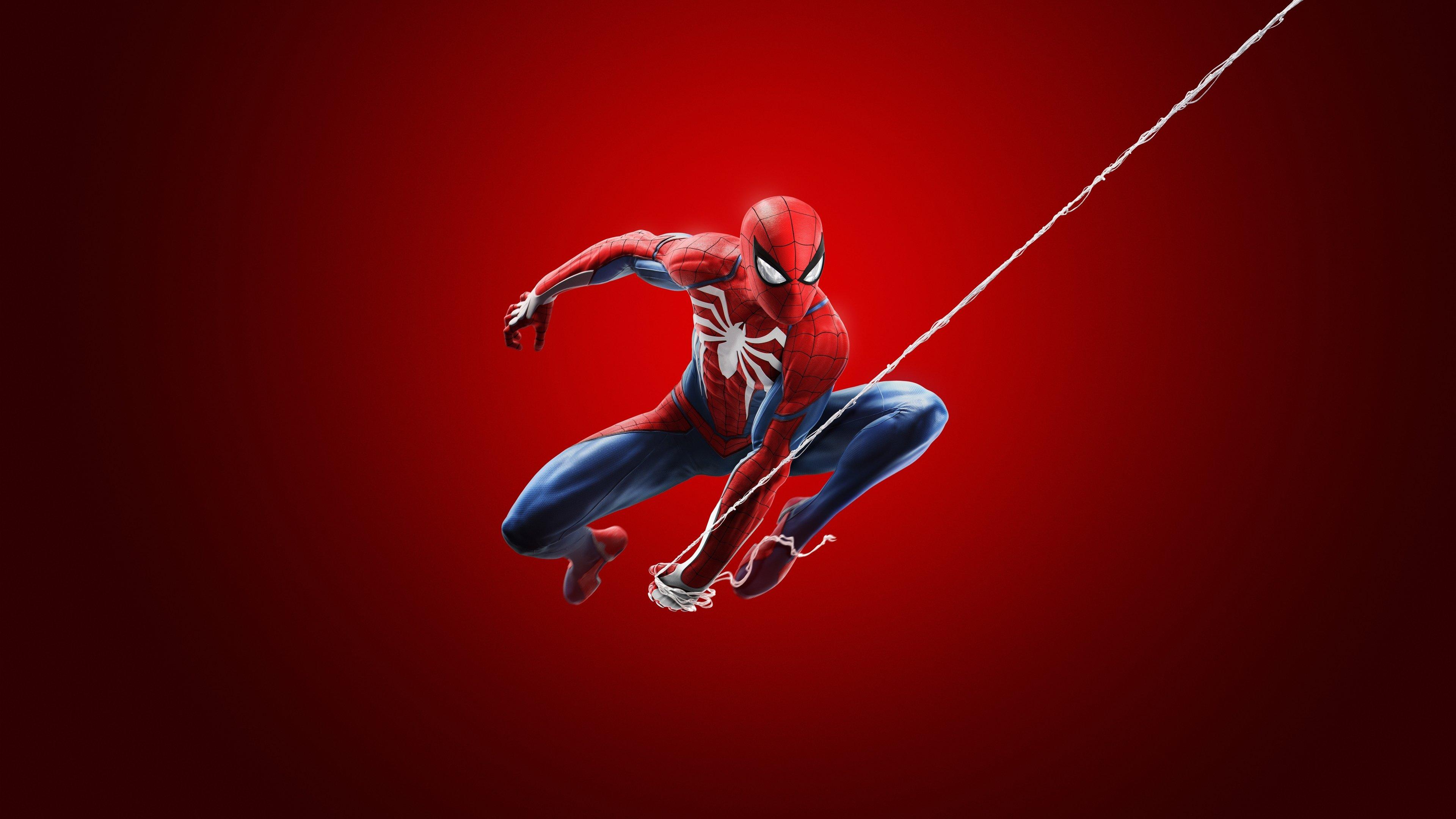 Spider Man Ps4 Wallpaper 8k Ultra Hd Id3452