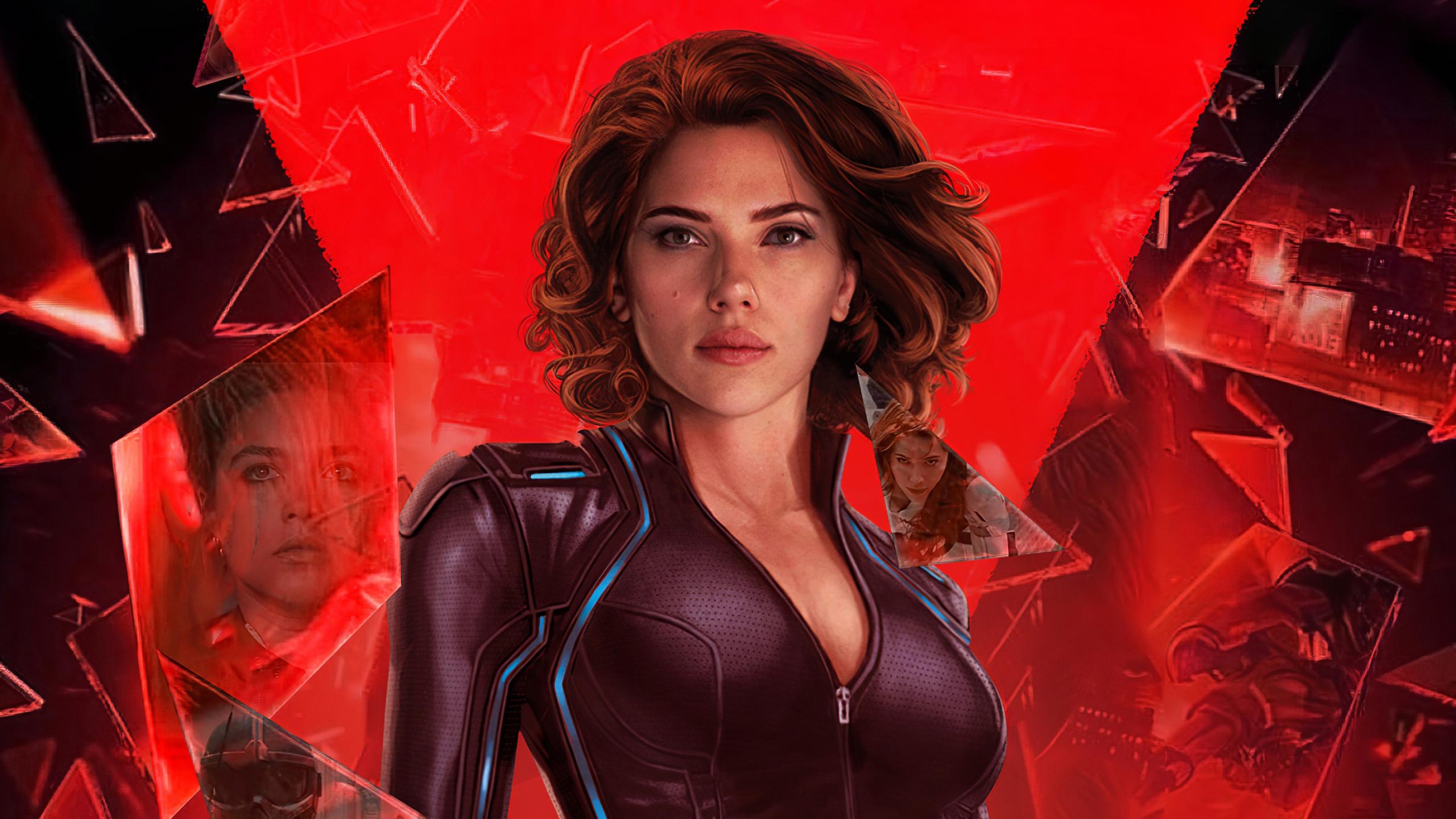 Black Widow Movie Artwork Wallpaper 4k Ultra Hd Id 4516