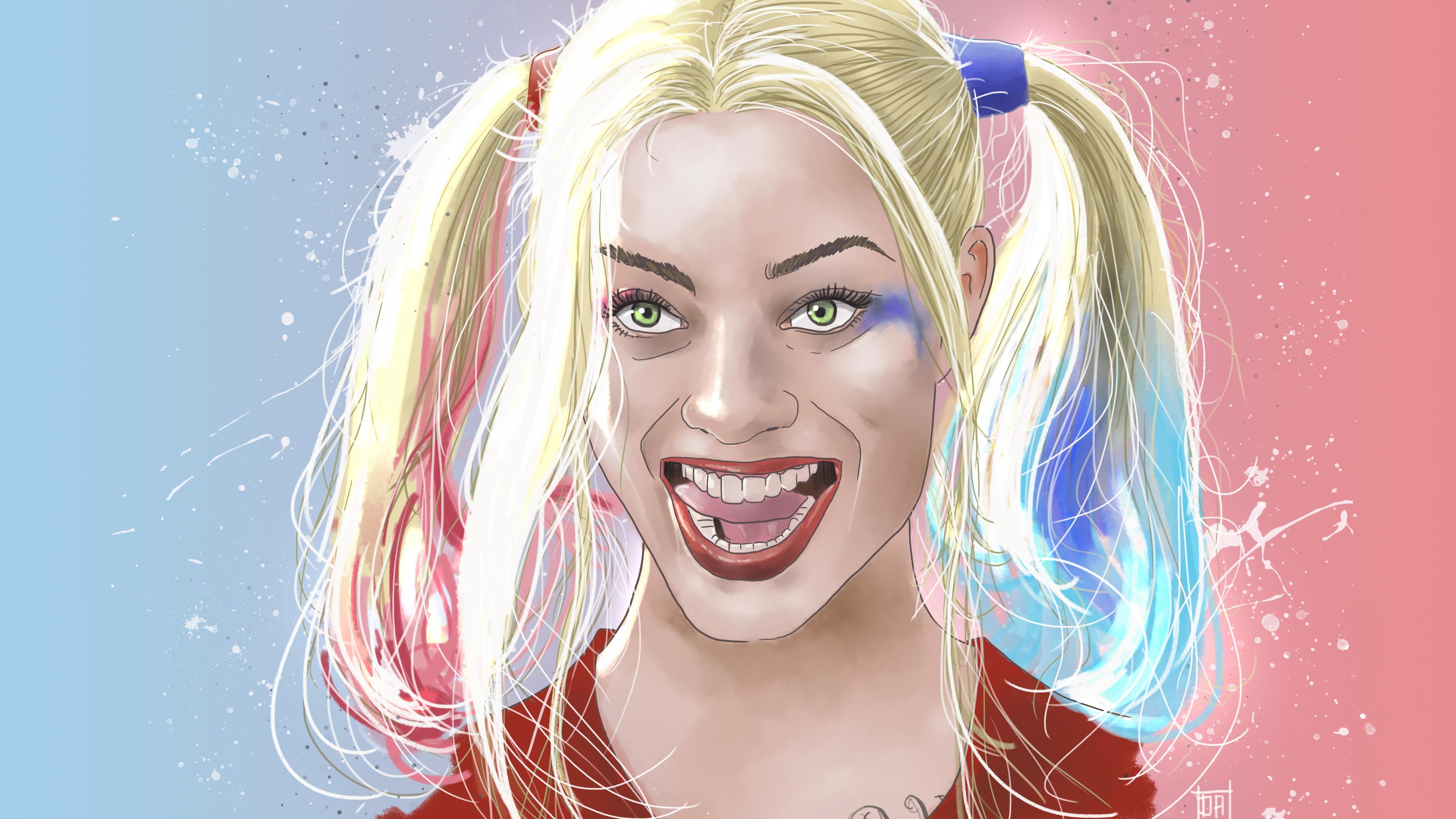 Harley Quinn Artwork Wallpaper Id 5733