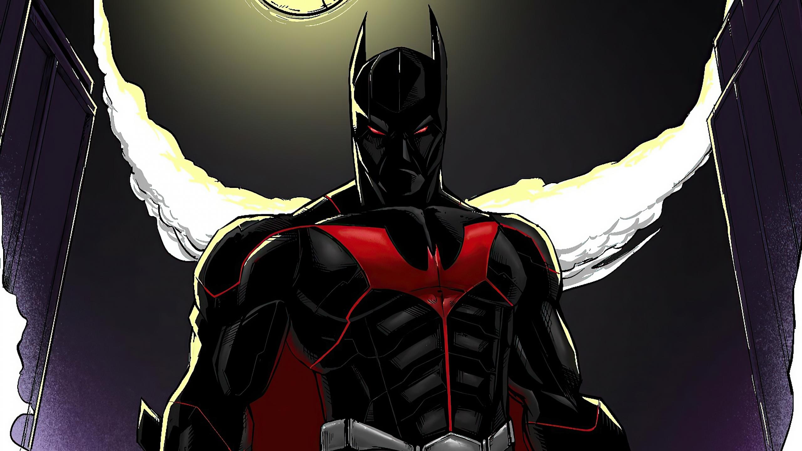 Batman Beyond Wallpaper ID:6077