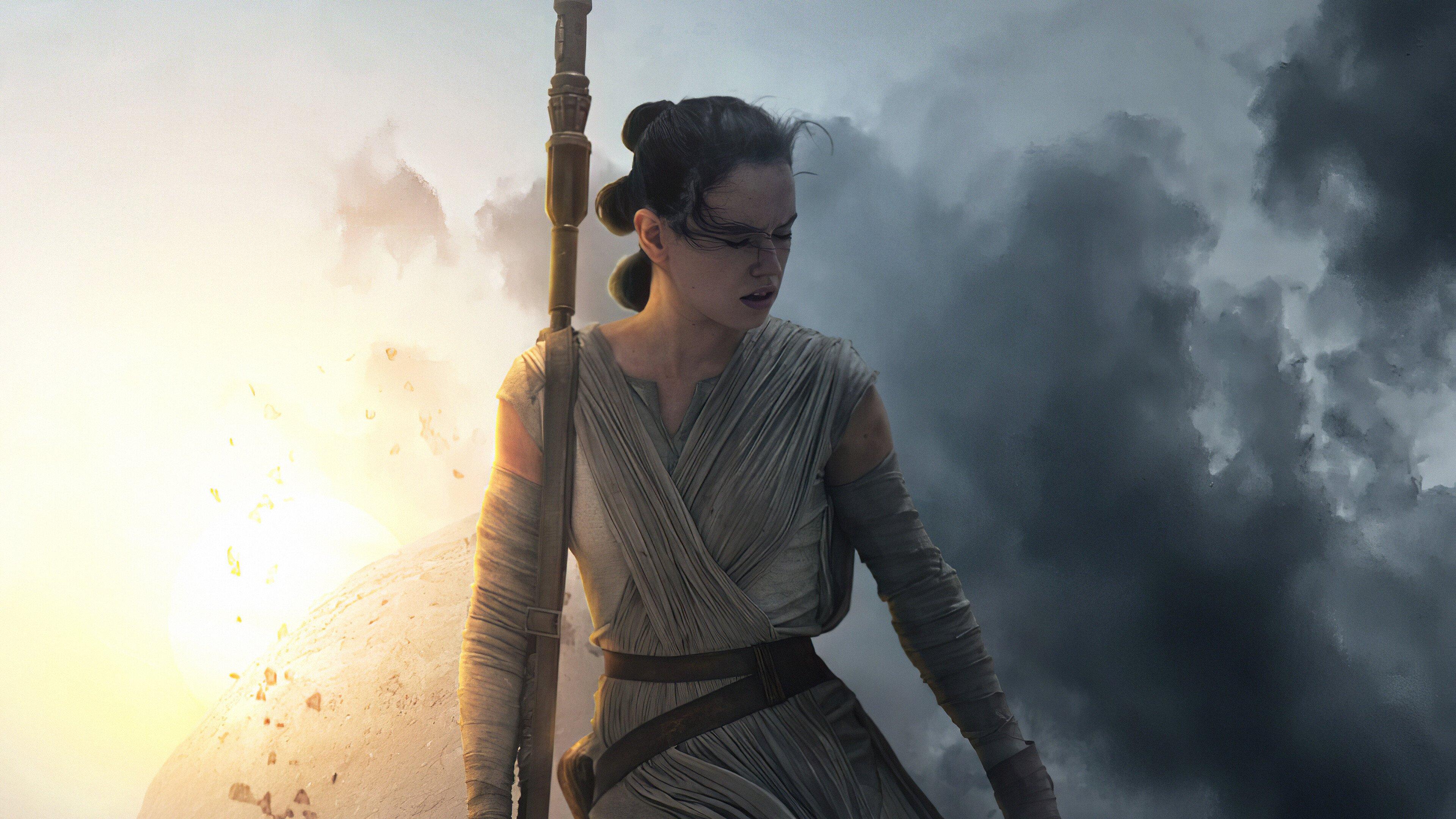 Fondos de pantalla Rey de Star Wars El ascenso del skywalker