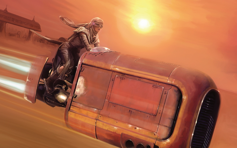 Wallpaper King in Star Wars Episode 7 The awakening of strength