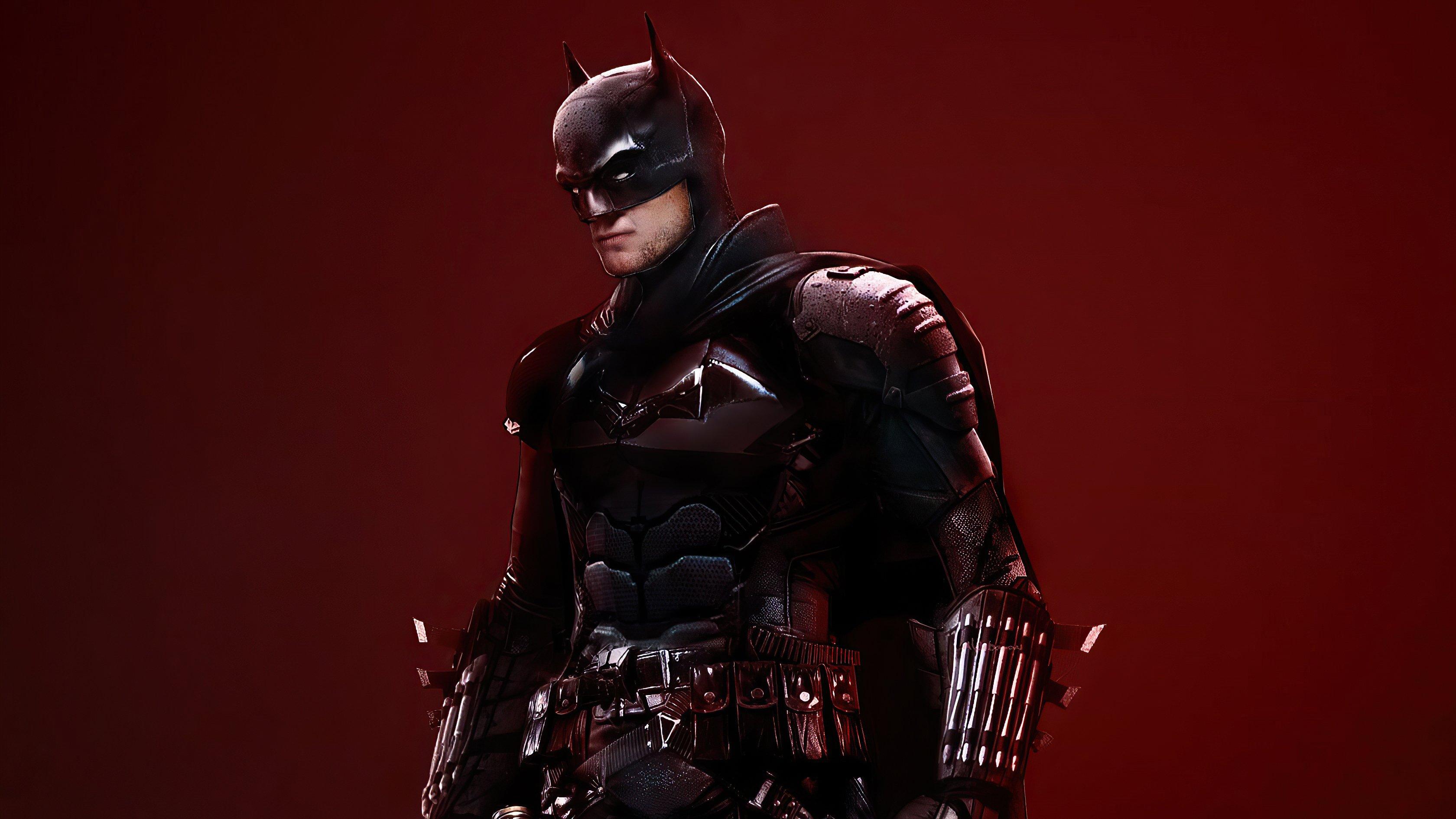 Fondos de pantalla Robert Pattinson como Batman 2021