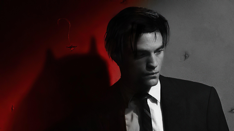 Fondos de pantalla Robert Pattinson como Batman