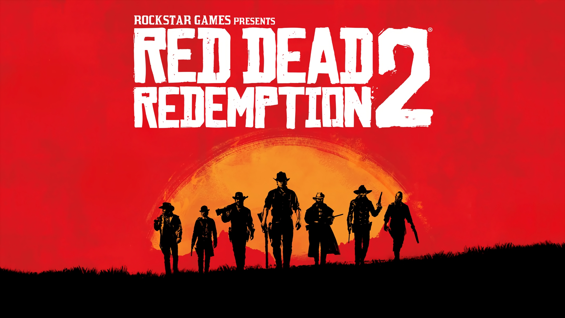 Fondos de pantalla Rockstar Games Presents Red Dead Redemption 2