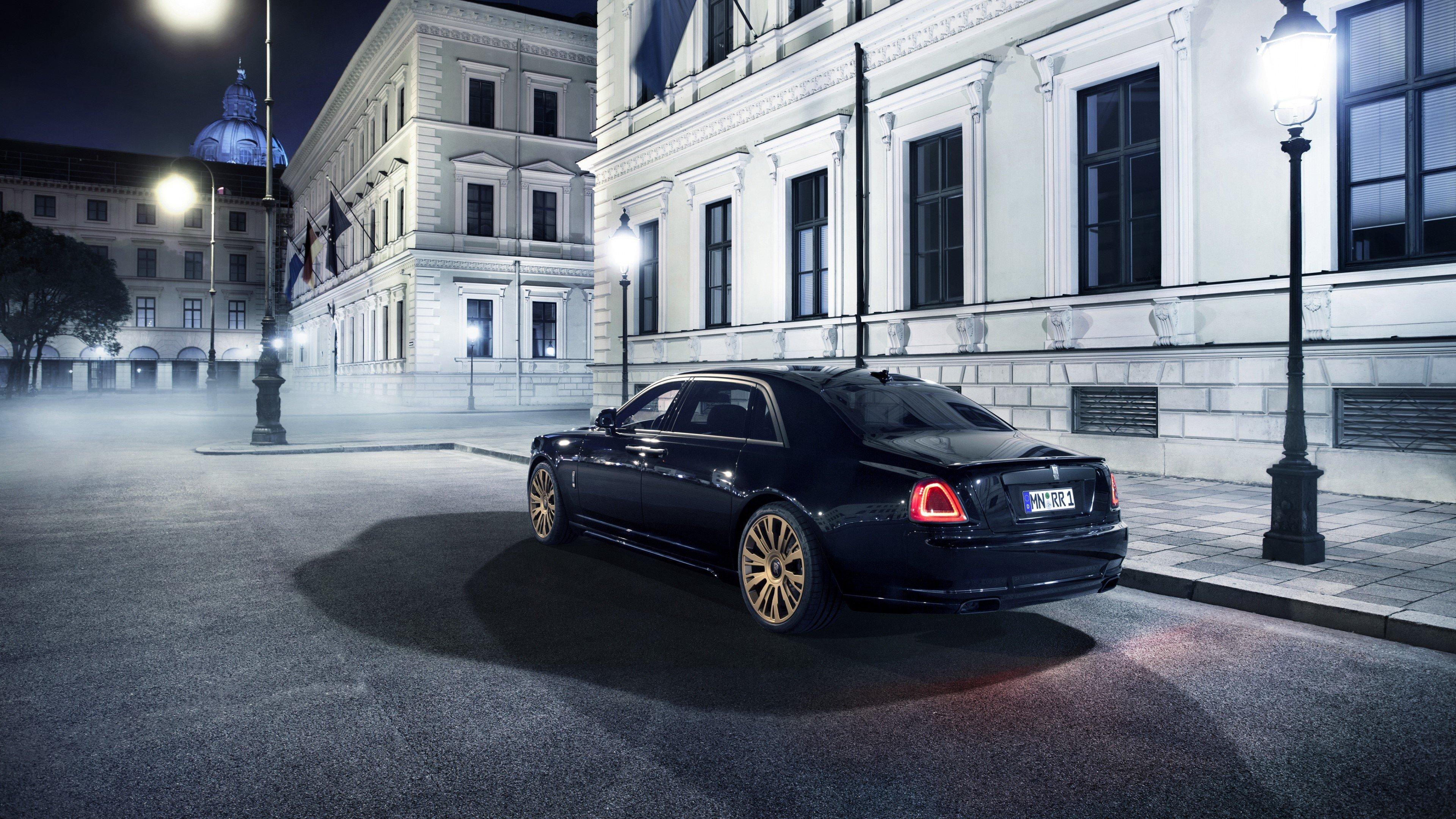 Rolls Royce Ghost 2015 Wallpaper 4k Ultra Hd Id 2532