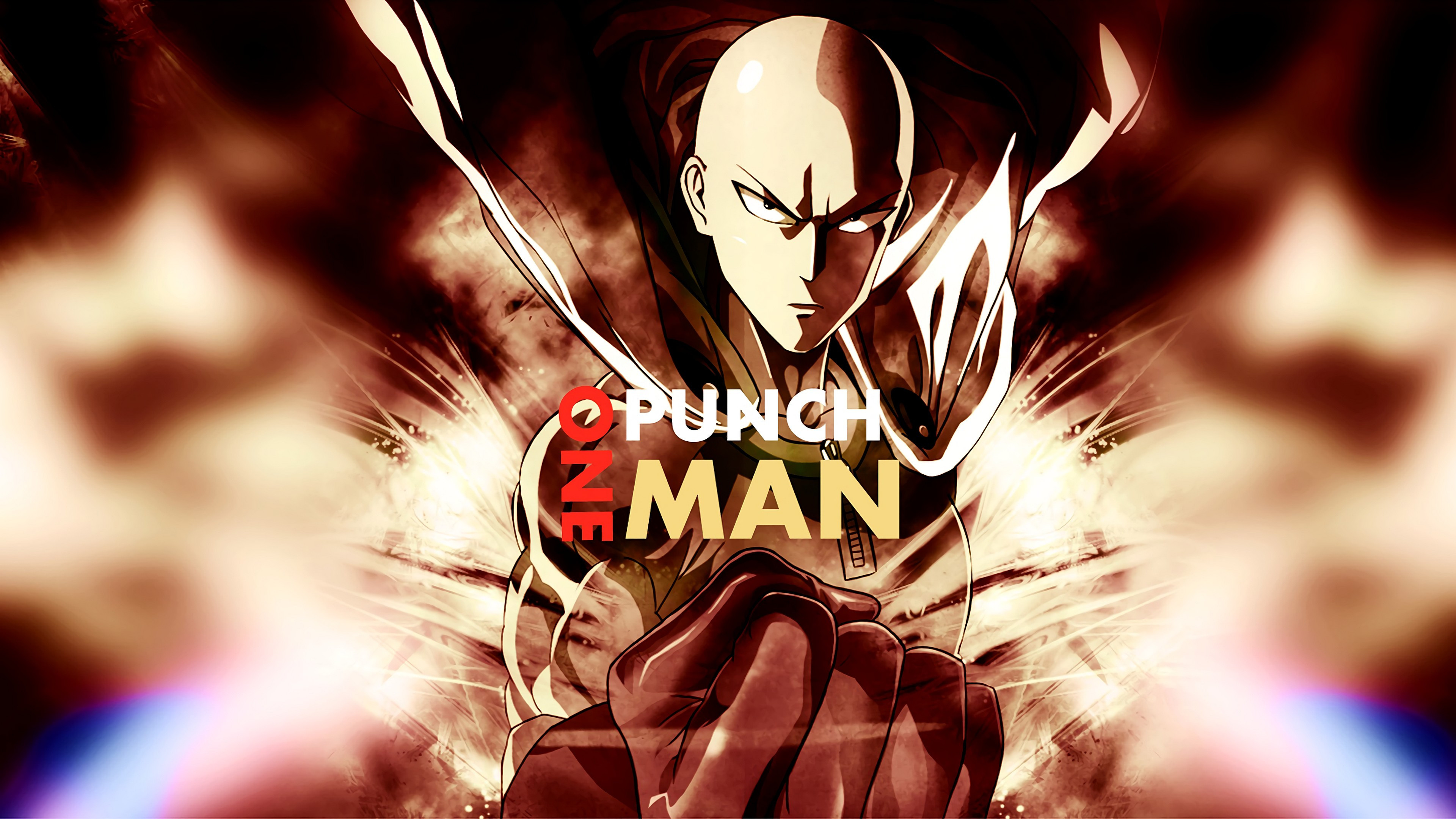 Saitama One Punch Man Anime Wallpaper 4k Ultra Hd Id 3213
