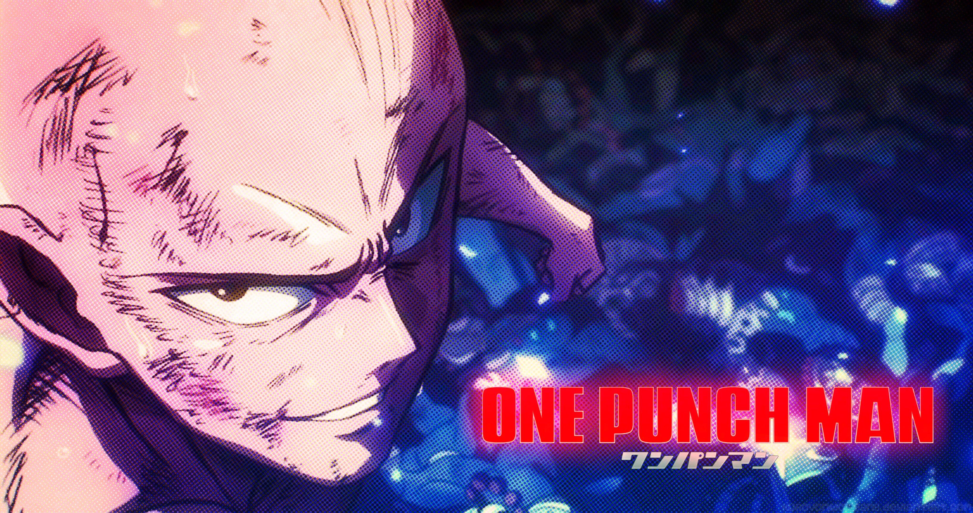 Saitama One Punch Man Anime Wallpaper Id 3215