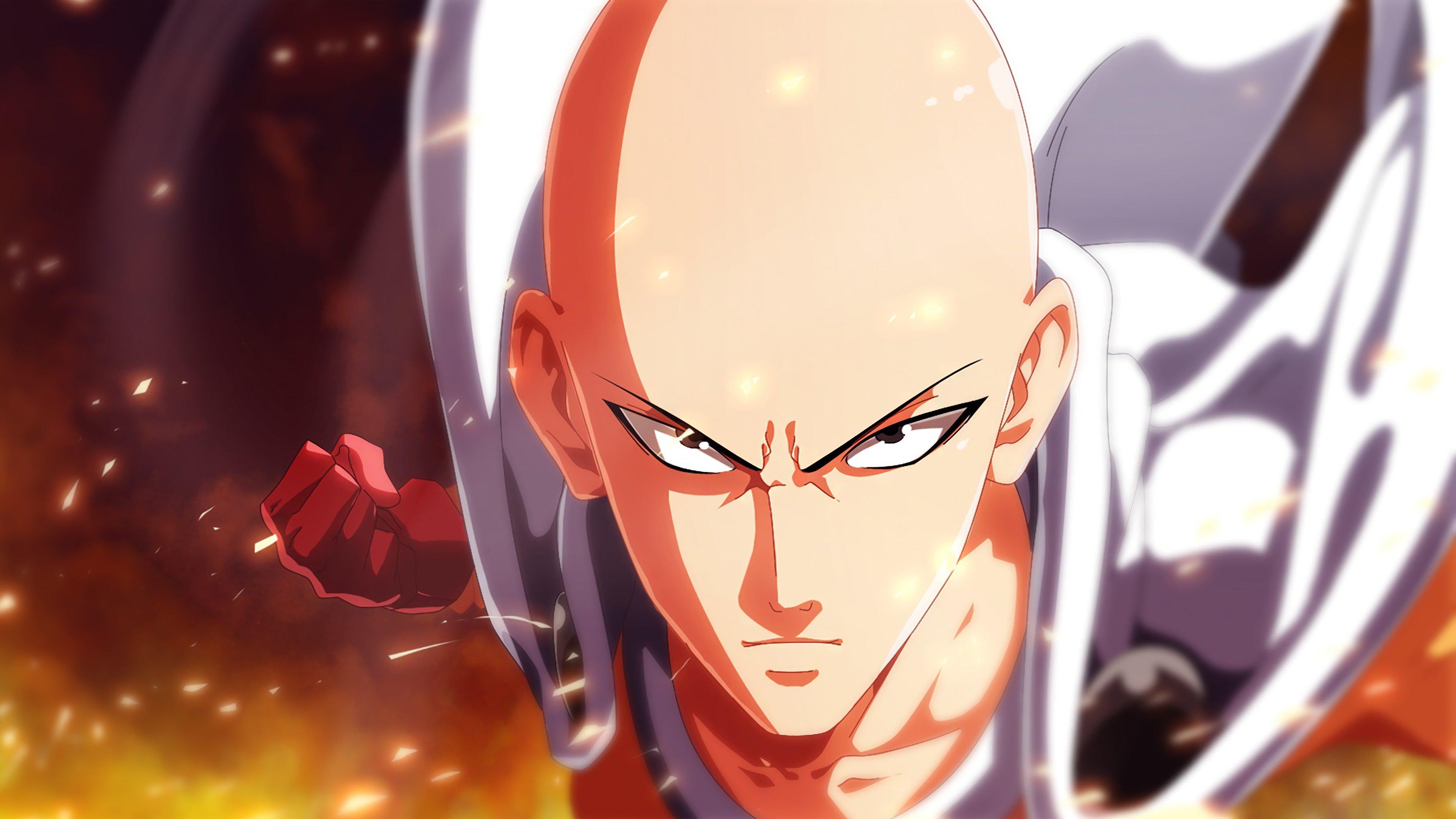 Fondos de pantalla Anime Saitama One Punch Man