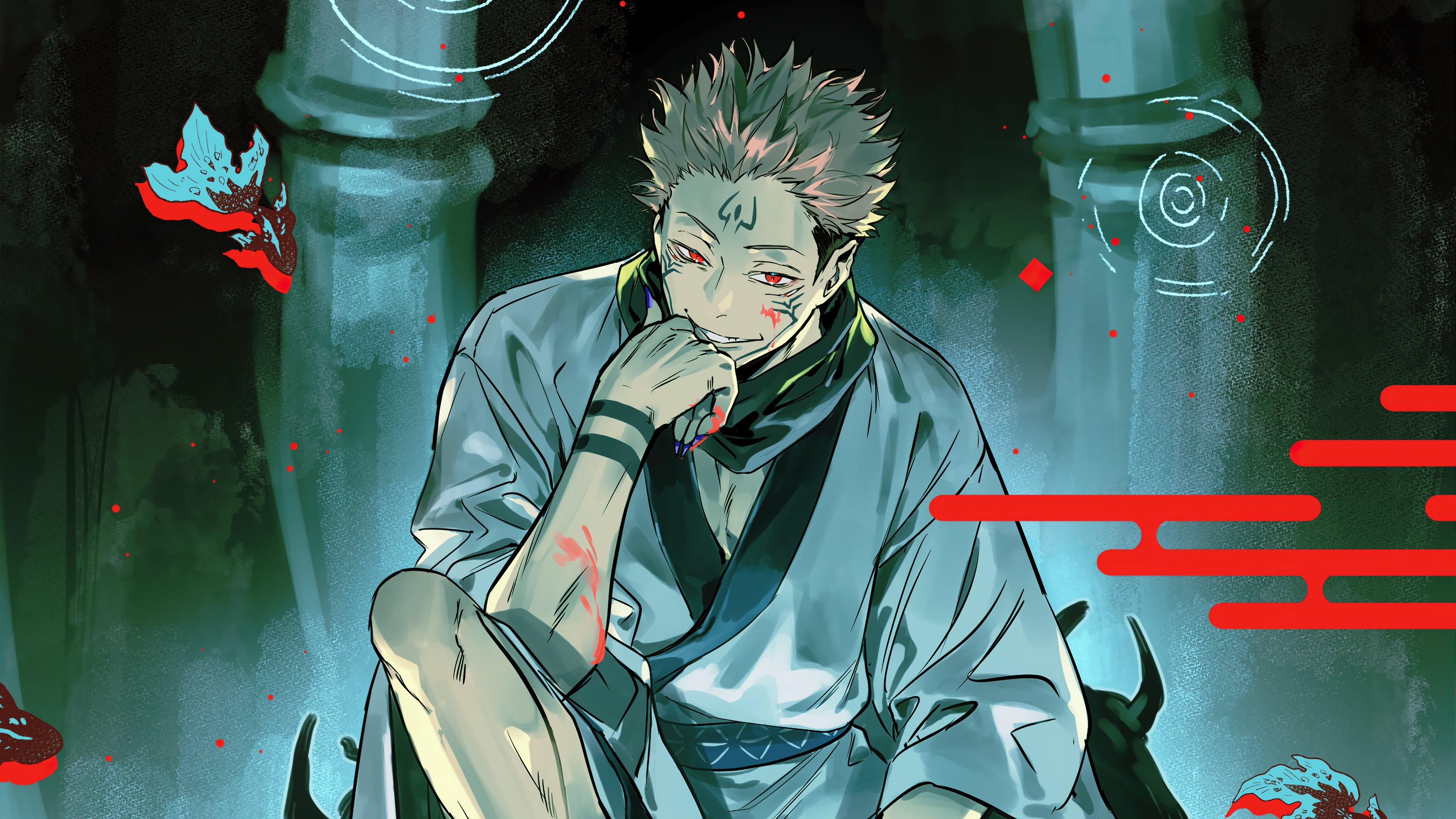 Fondos de pantalla Anime Sakuna de Jujutsu Kaisen
